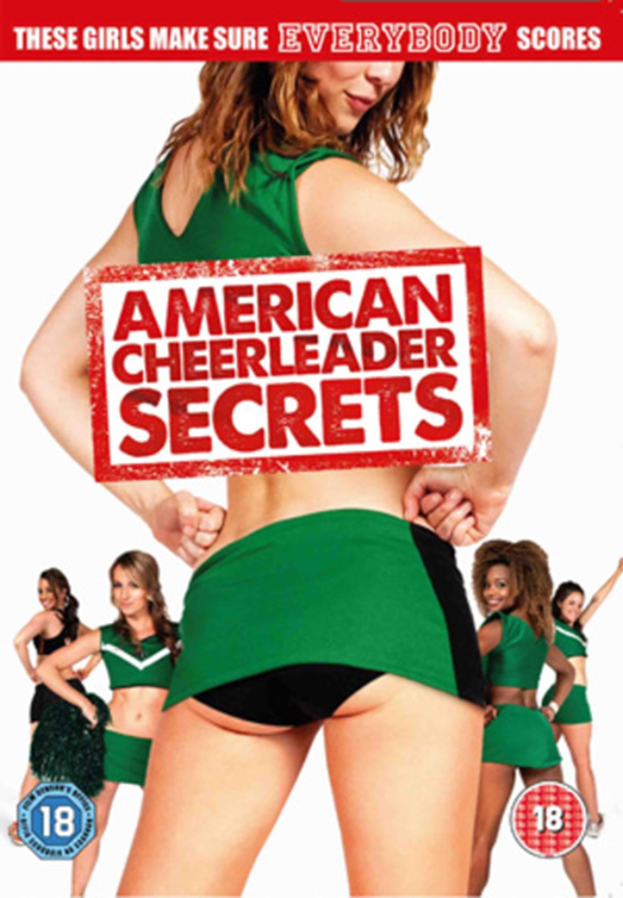 American Cheerleader Secrets - 1