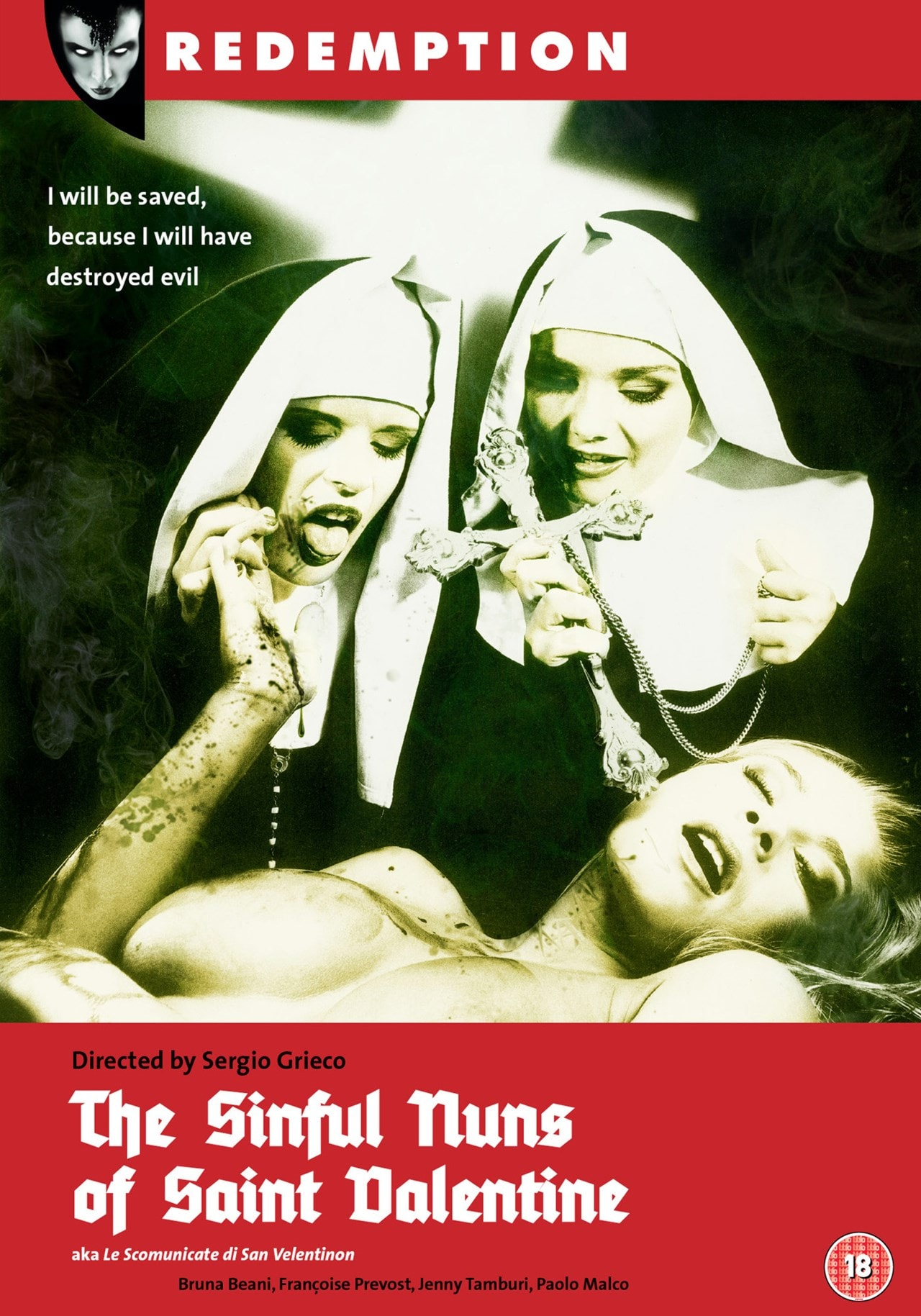 The Sinful Nuns of St. Valentine - 1