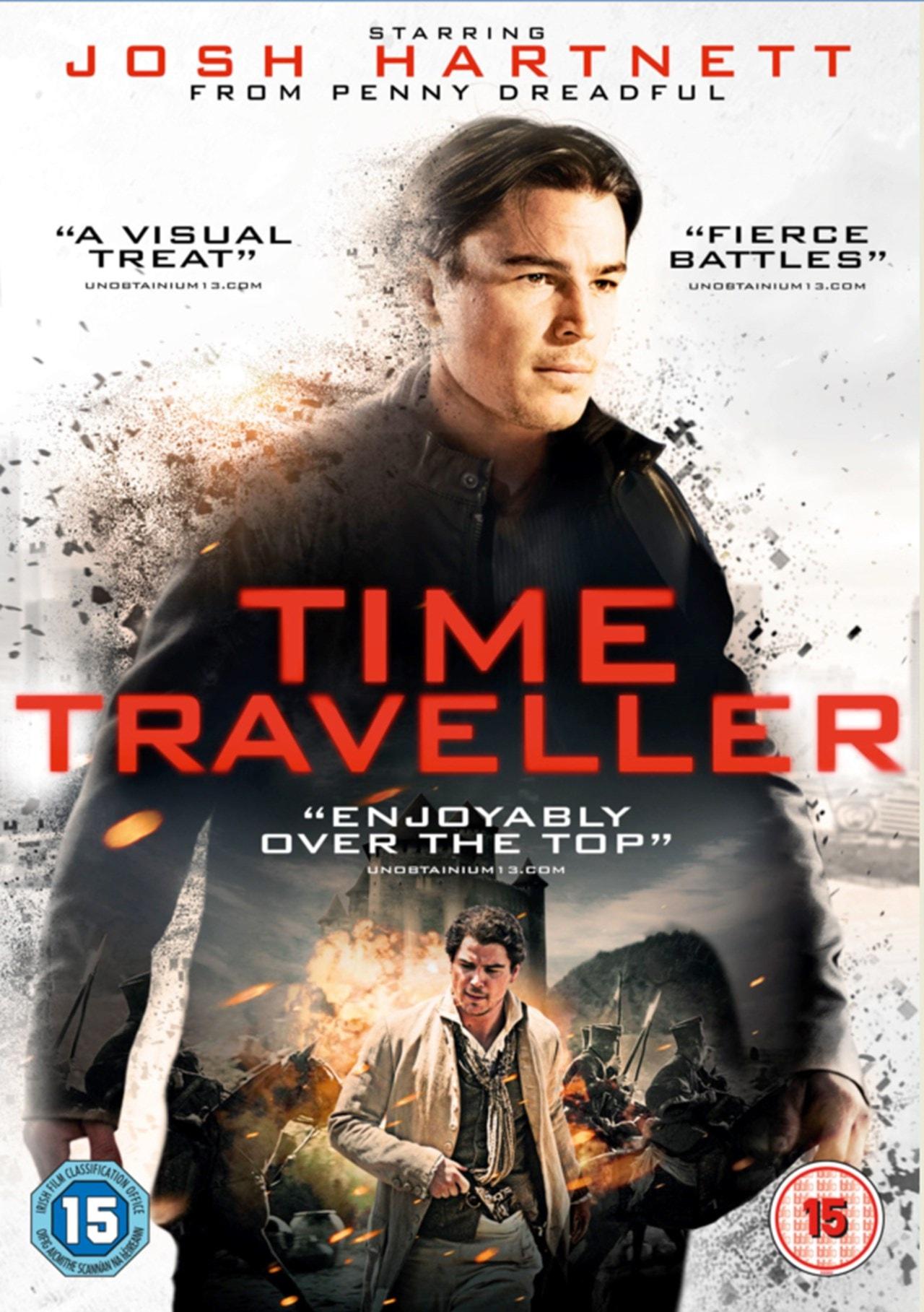 Time Traveller - 1