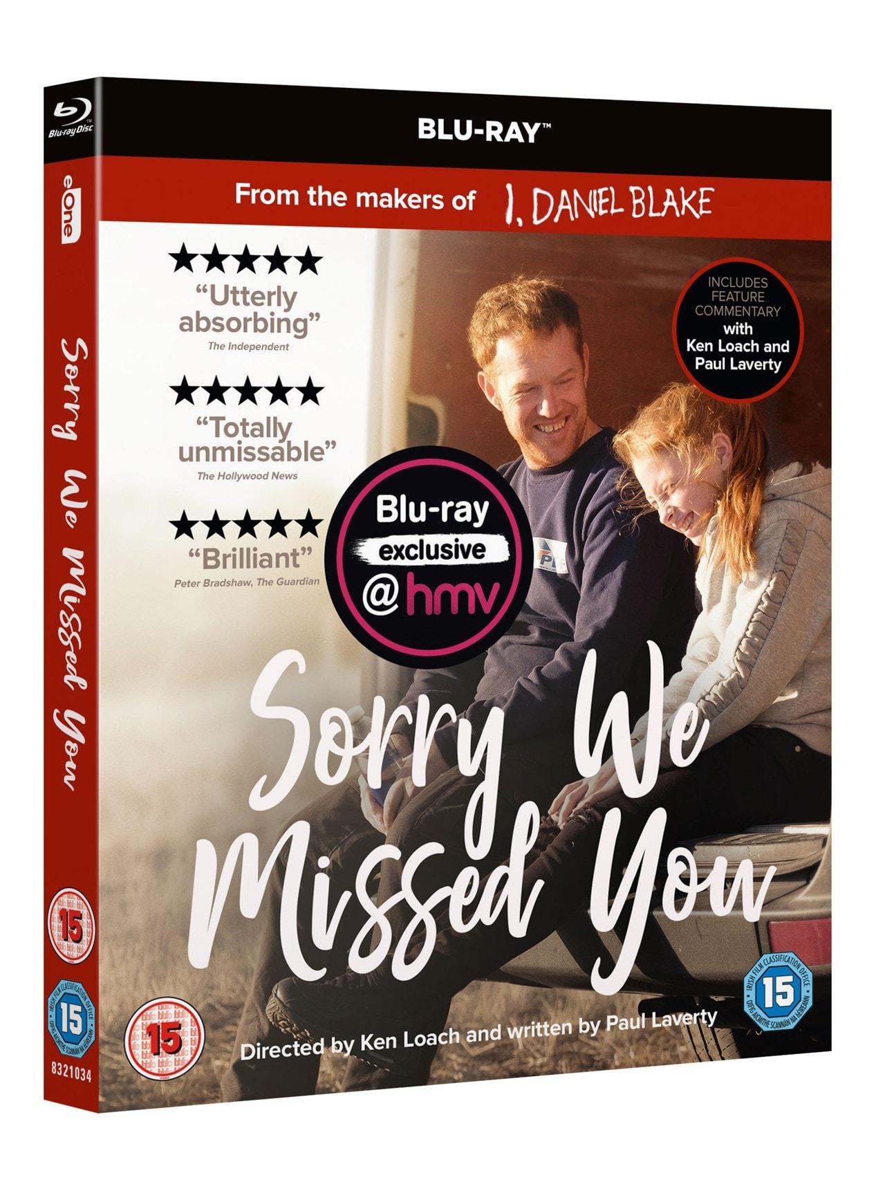 Sorry We Missed You (hmv Exclusive) - 2
