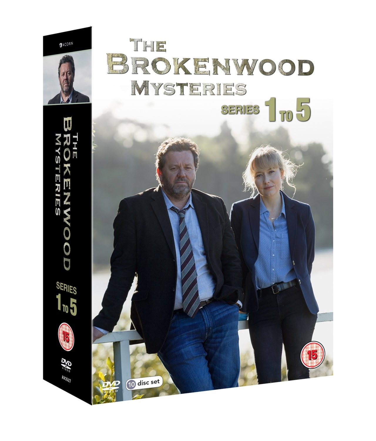 The Brokenwood Mysteries: Series 1 to 5 - 2