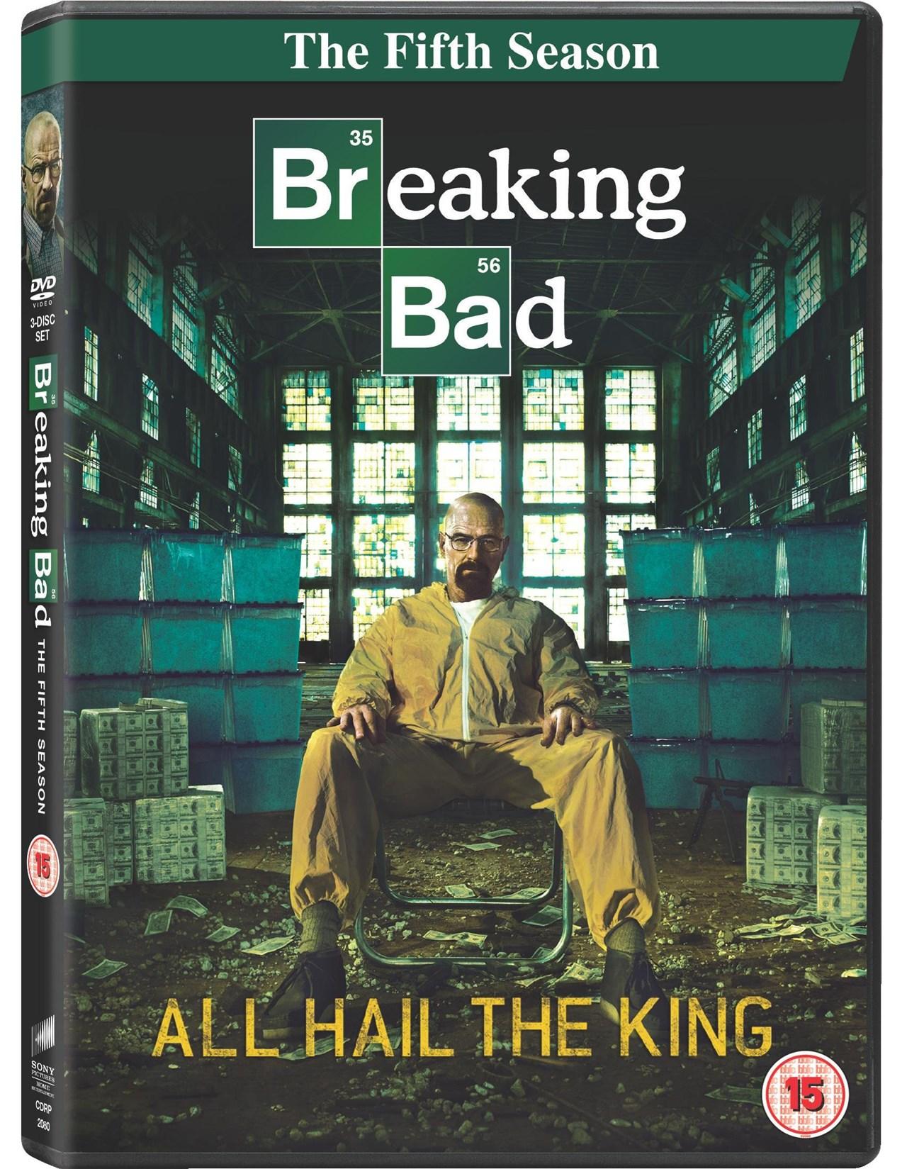 Breaking Bad: Season Five - Part 1 - 2