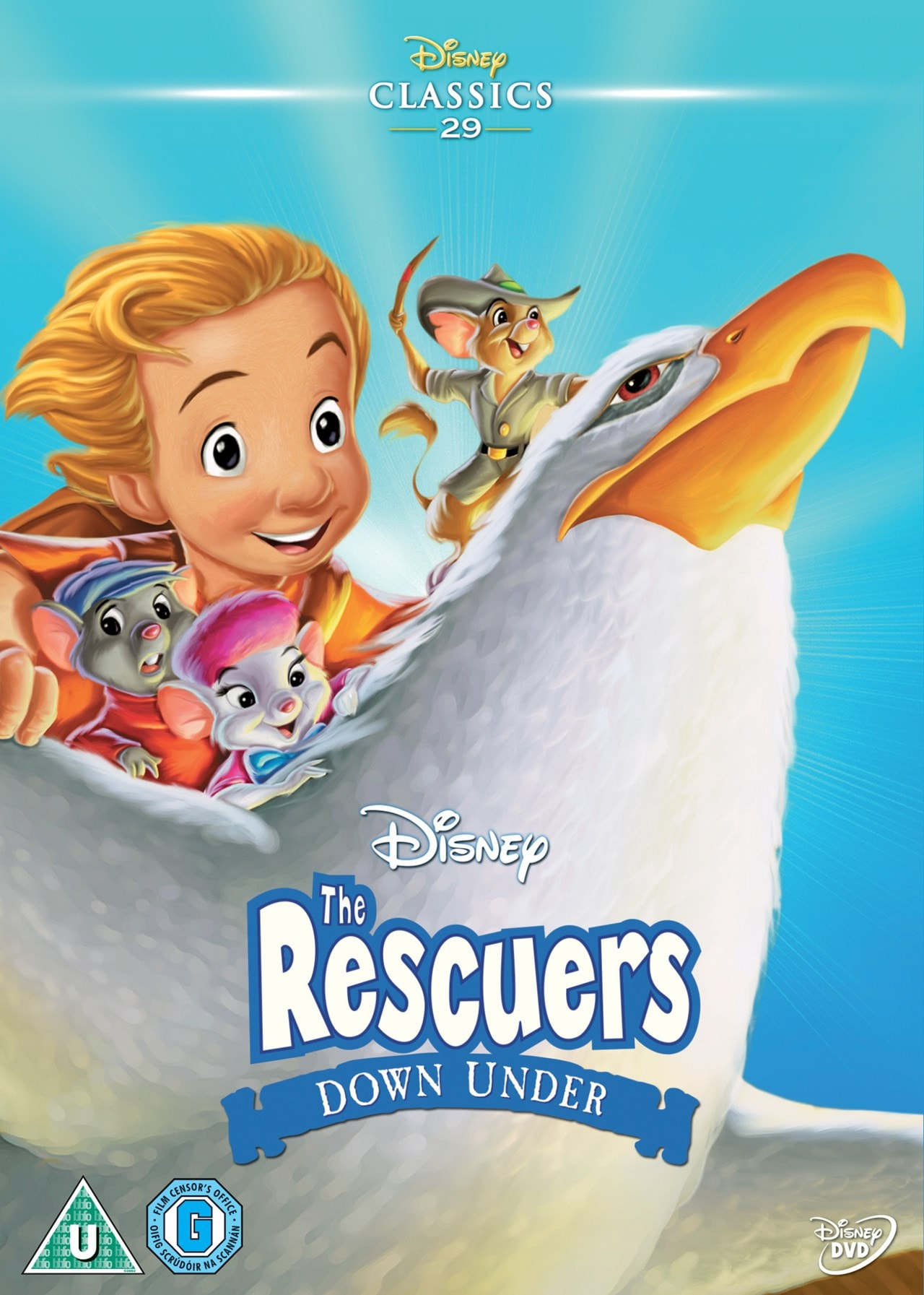 The Rescuers Down Under - 1