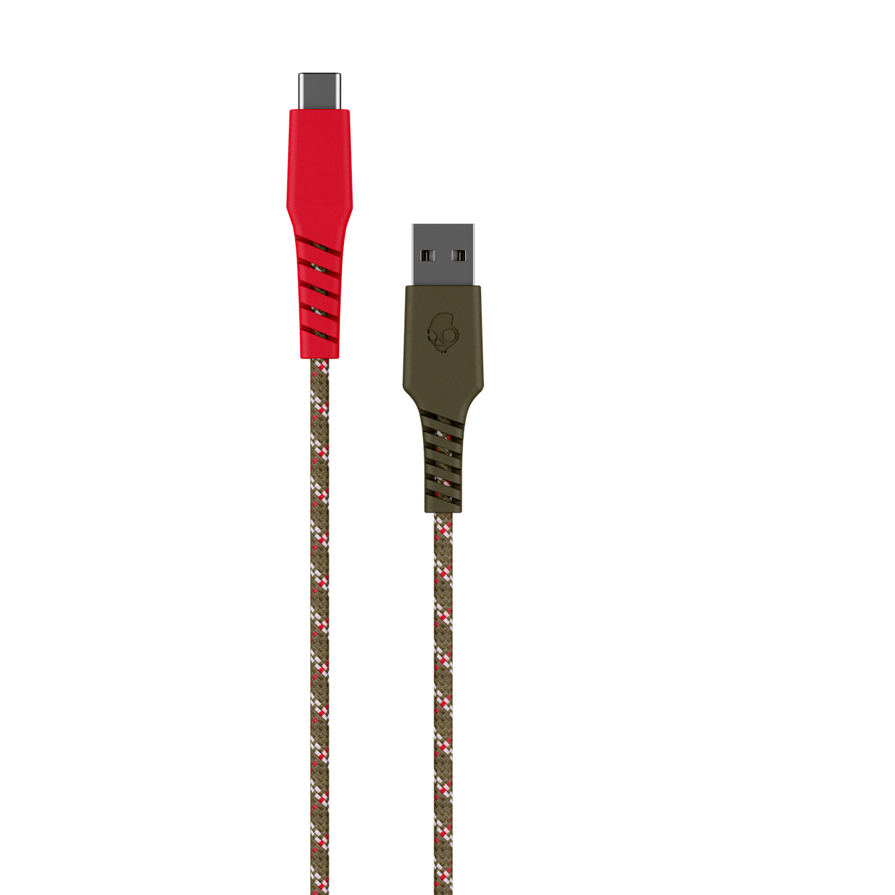 Skullcandy Braided USB-C Standard Issue (Camo) Cable 1.2m - 1