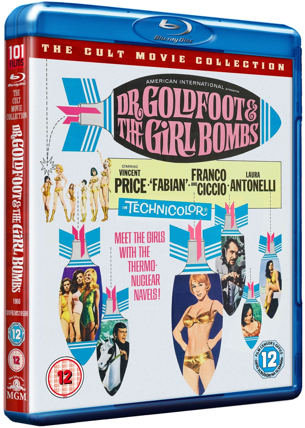Dr. Goldfoot and the Girl Bombs - 2