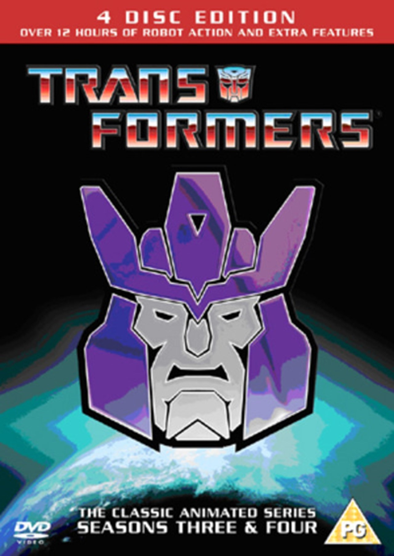 Transformers: Seasons 3 and 4 - 1