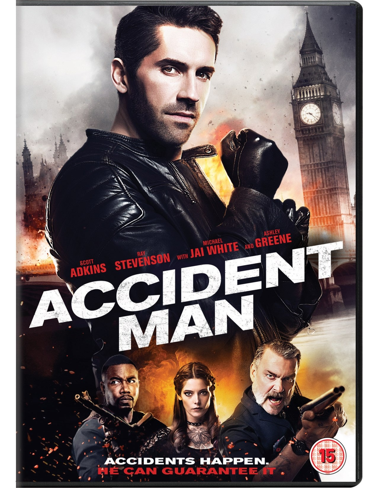 Accident Man - 1