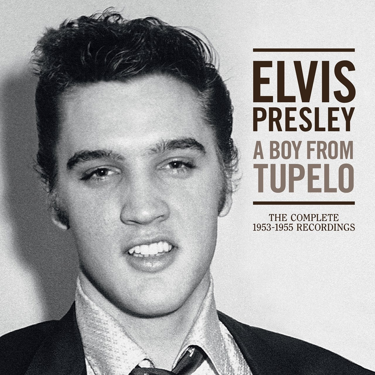 A Boy from Tupelo: The Complete 1953-1955 Recordings - 1