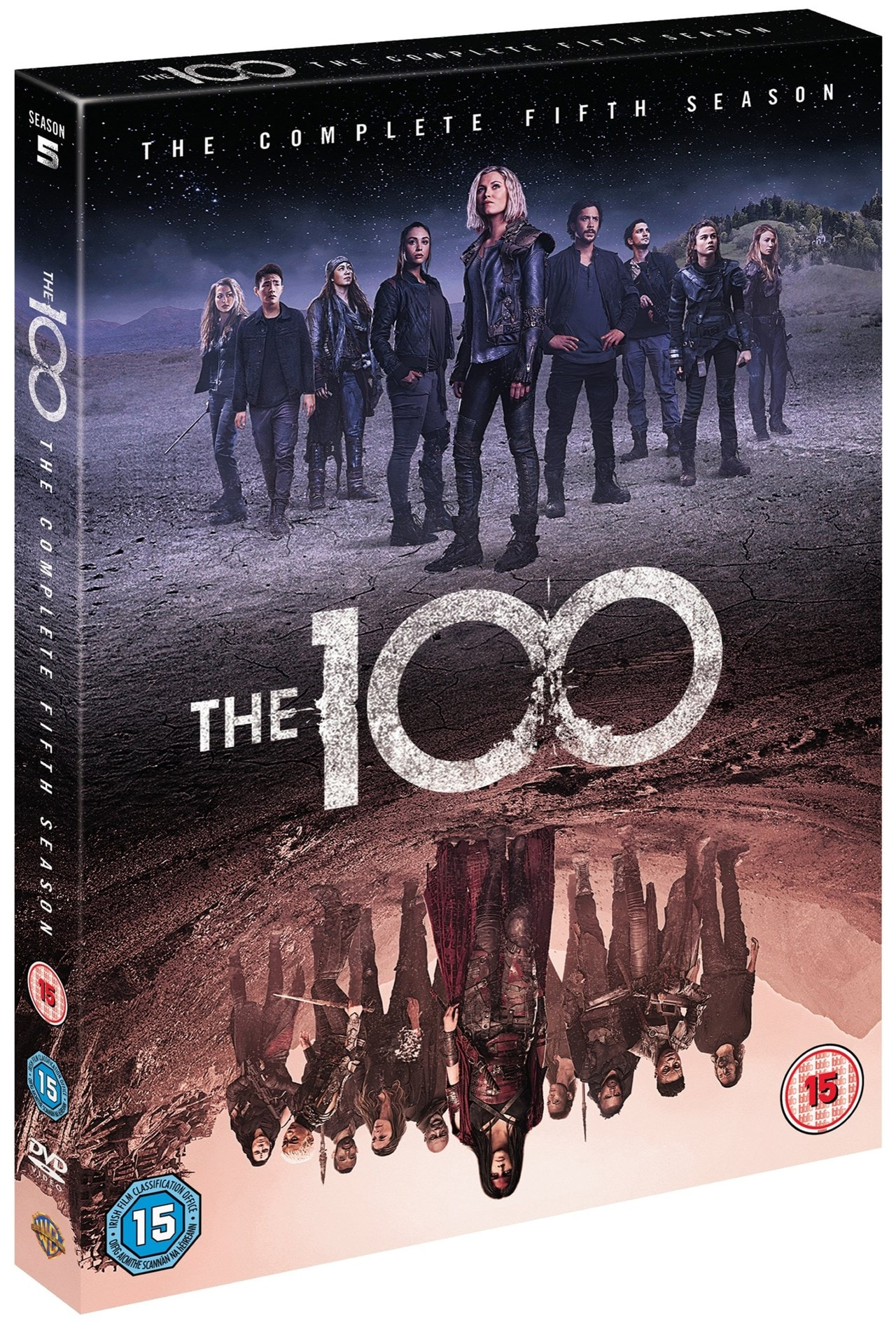 The 100: The Complete Fifth Season - 2