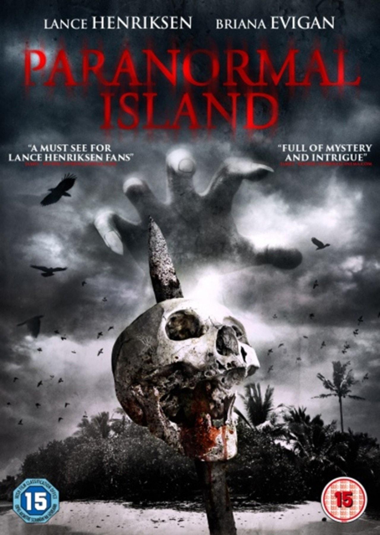 Paranormal Island - 1