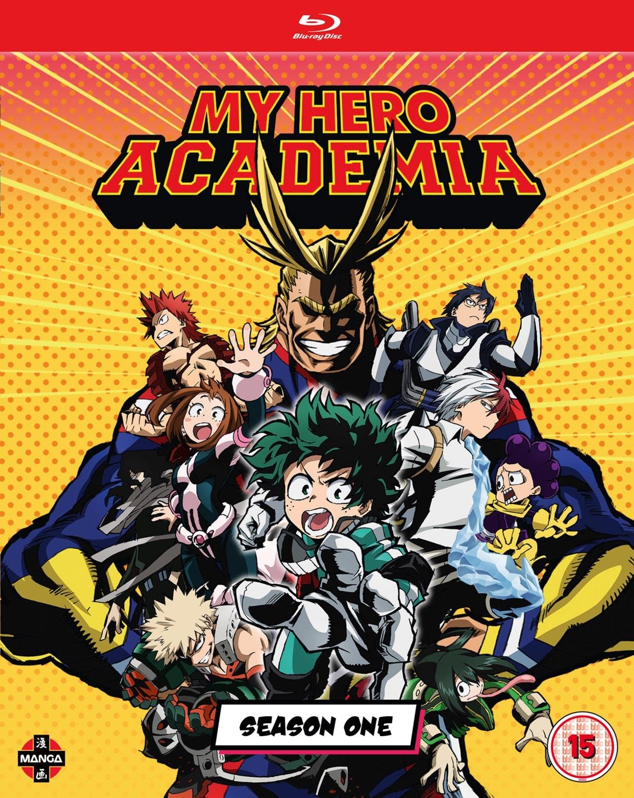 My Hero Academia: Season One - 1