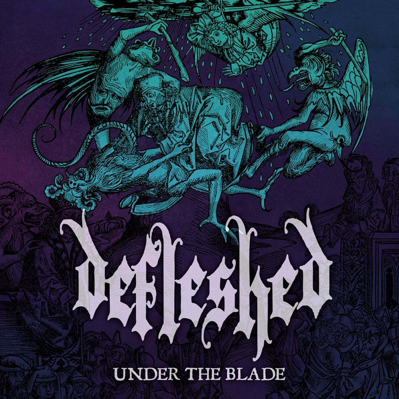 Under the Blade - 1