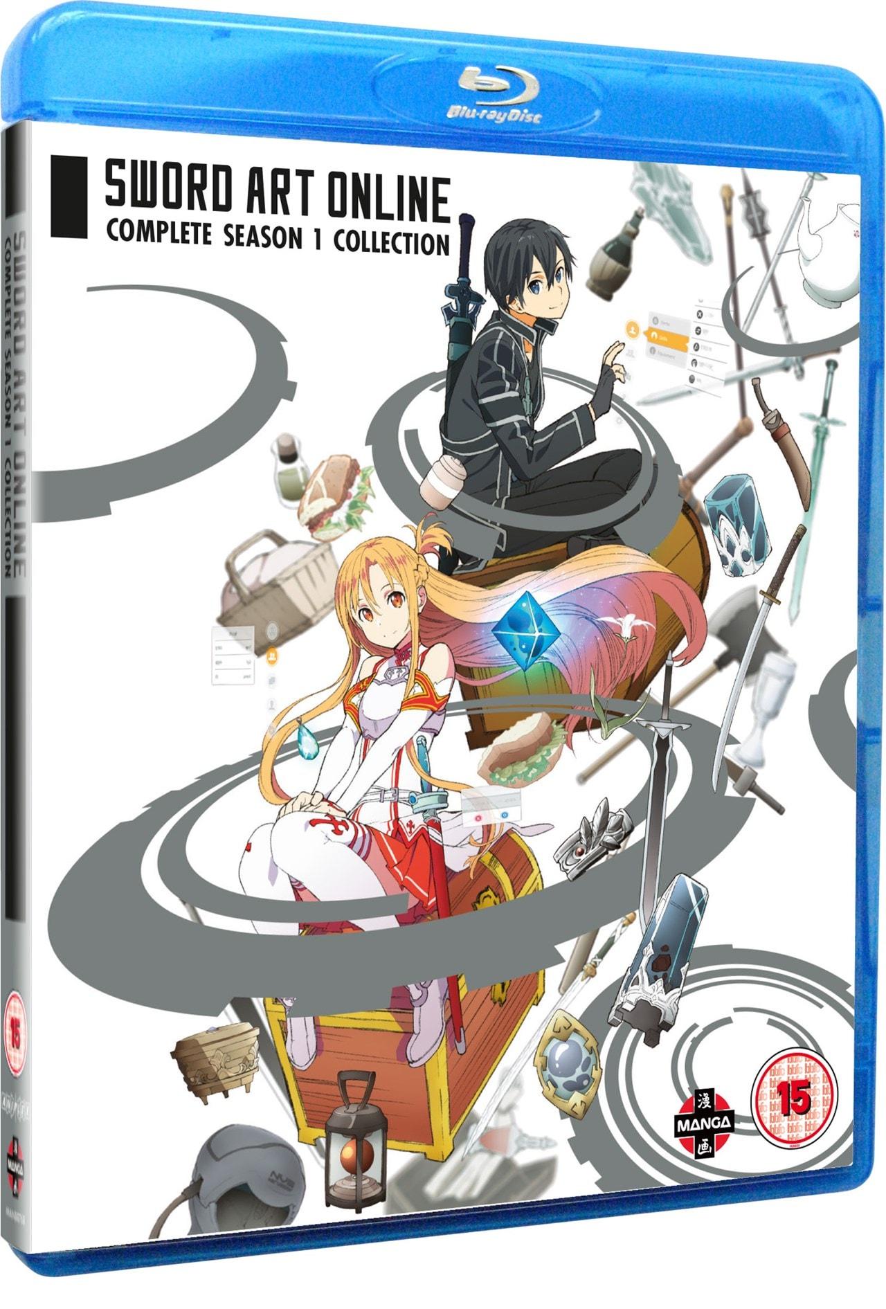 Sword Art Online: Complete Season 1 Collection - 2