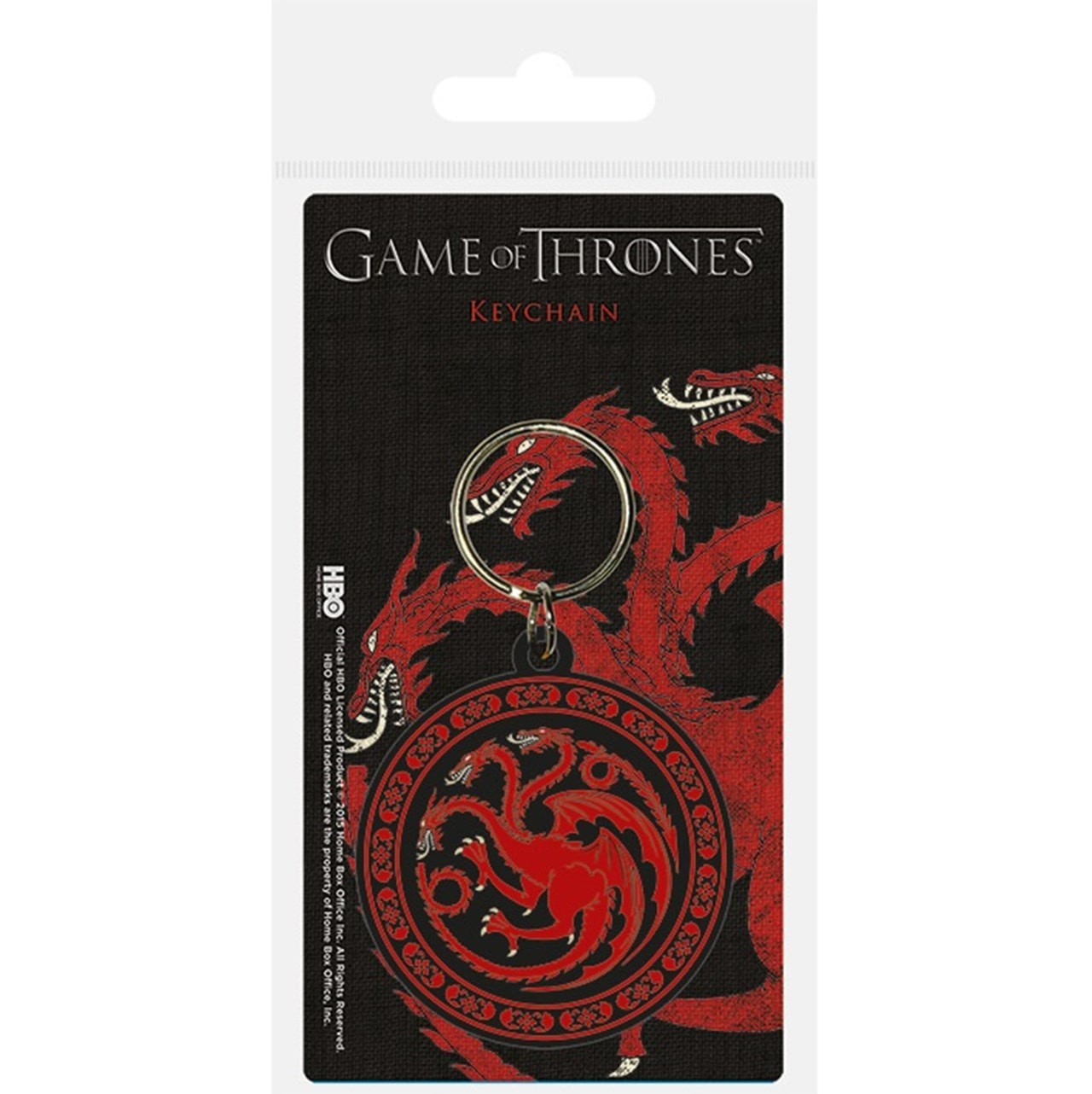 Game of Thrones: Targaryen Keychain - 1