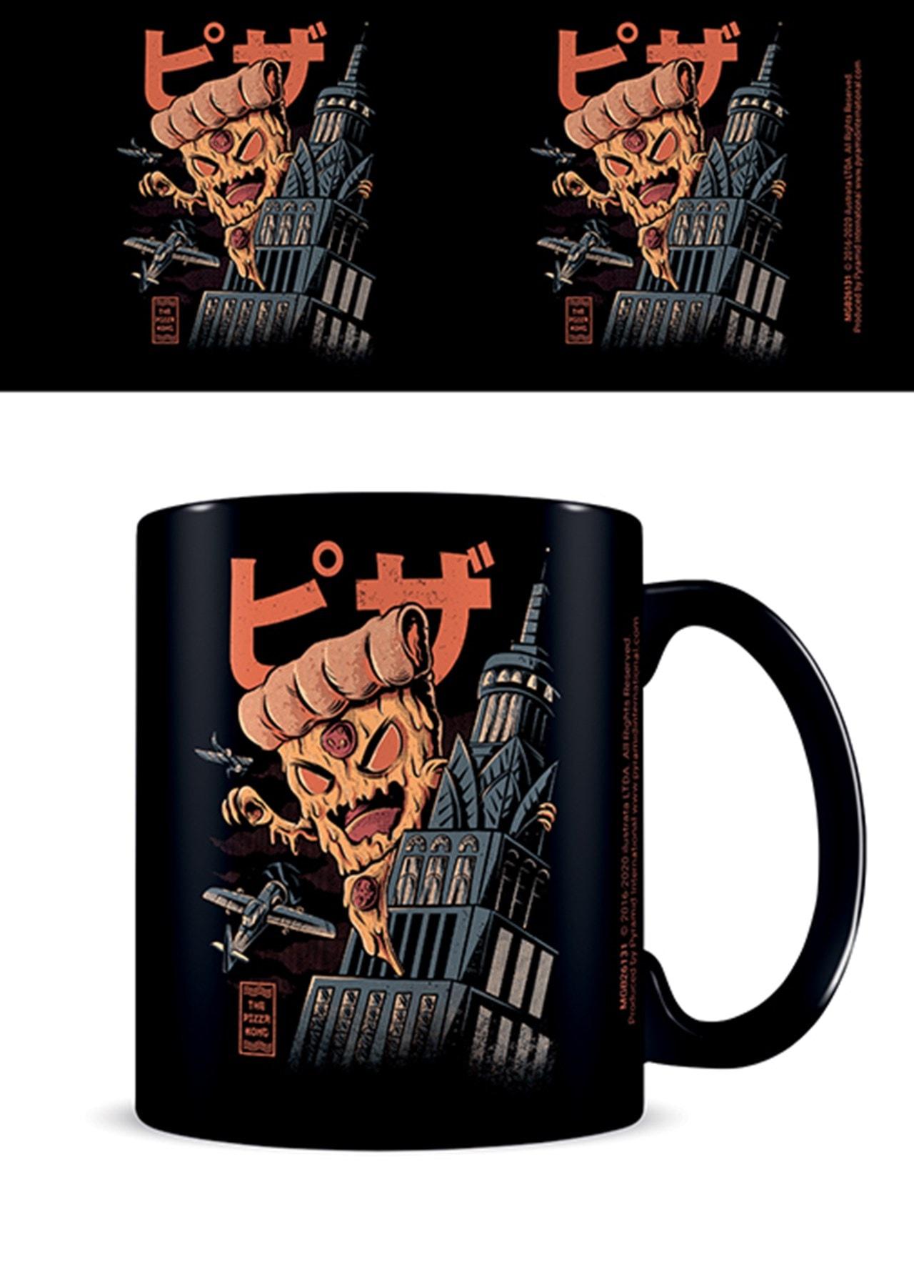 Pizza Kong: Ilustrata Coffee Mug - 1