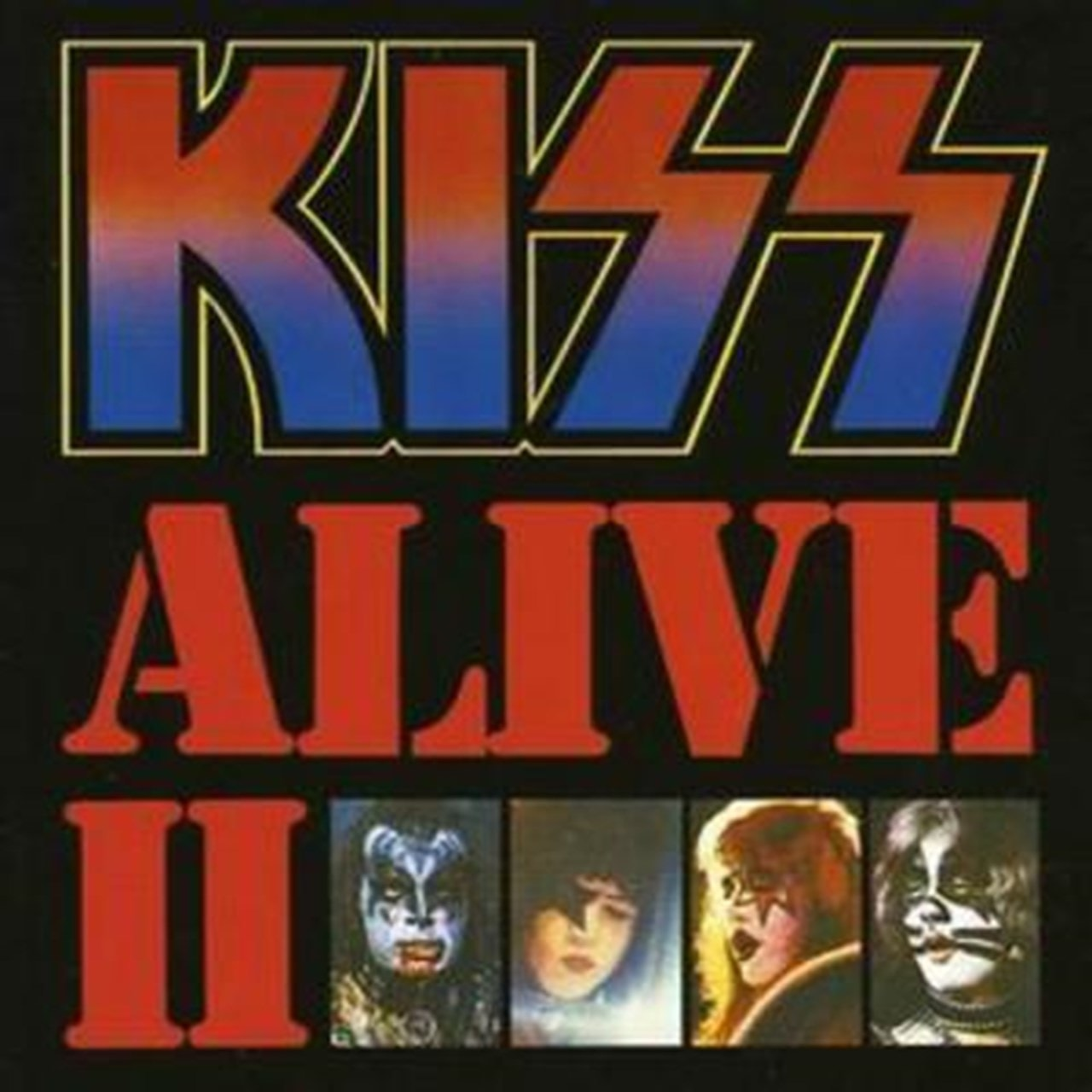 Alive II - 1