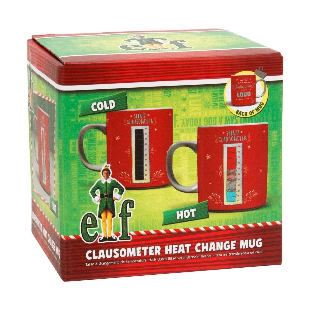 Elf Heat Change Mug - 4