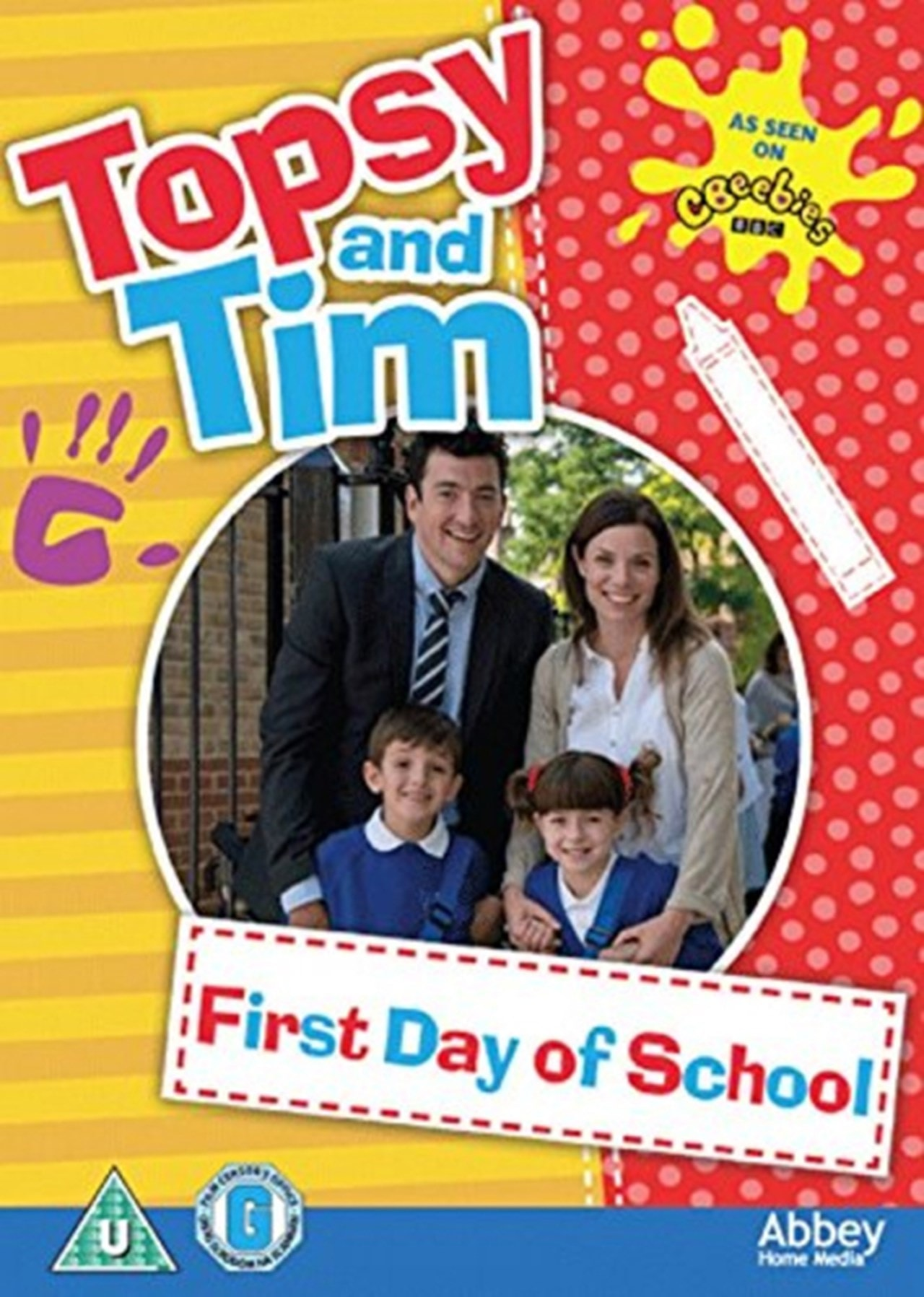 Topsy and Tim: First Day of School - 1