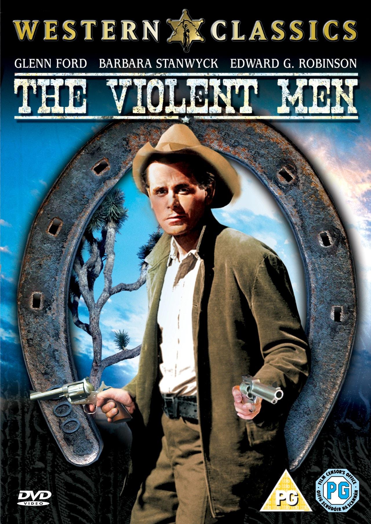 The Violent Men - 1