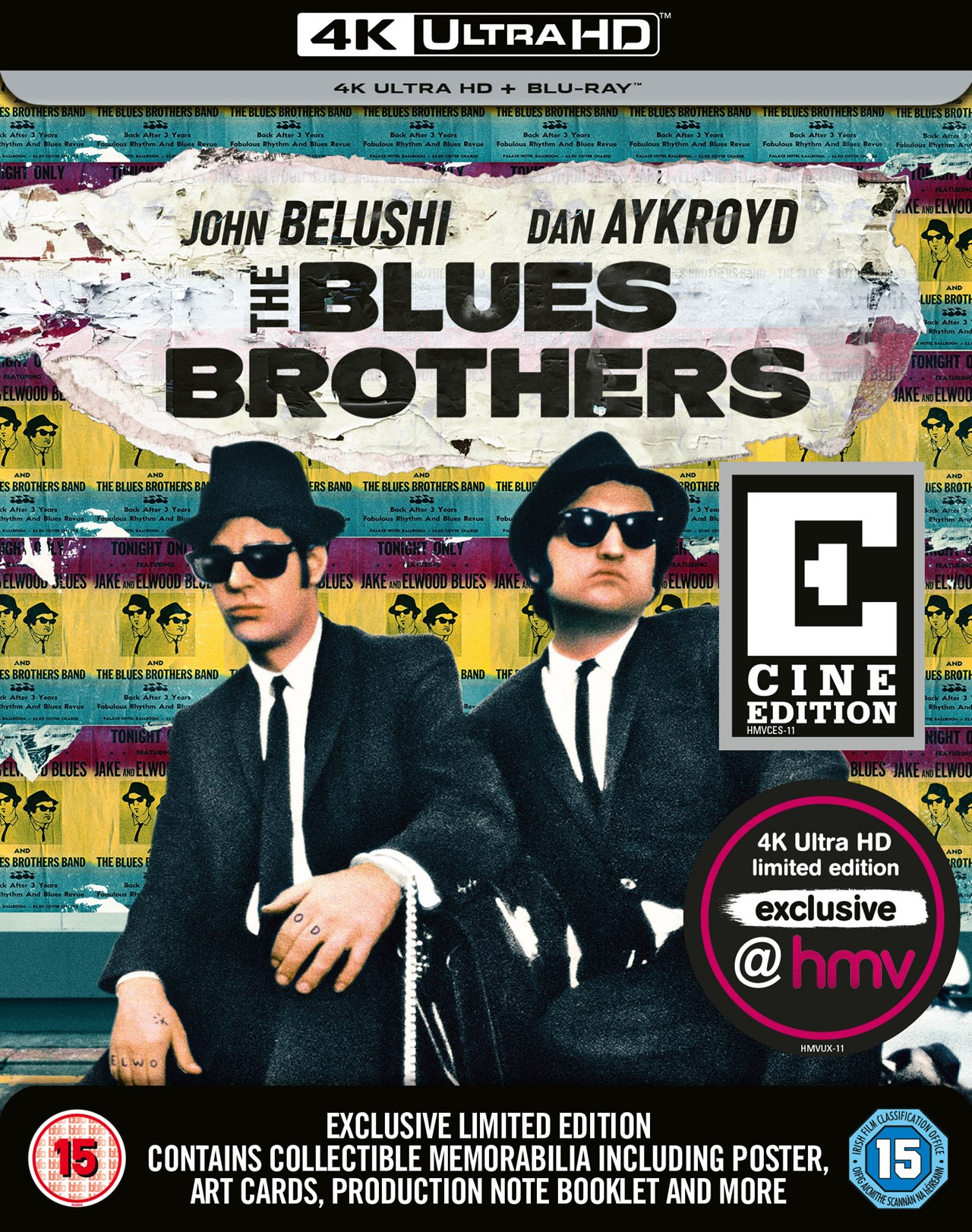 The Blues Brothers (hmv Exclusive) - Cine Edition - 2
