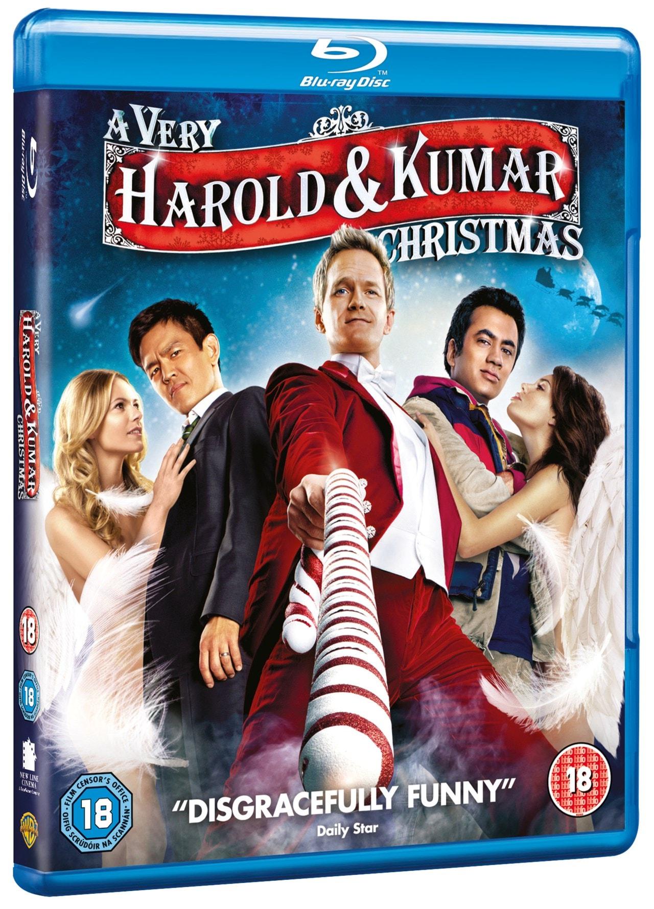 A Very Harold and Kumar Christmas - 2
