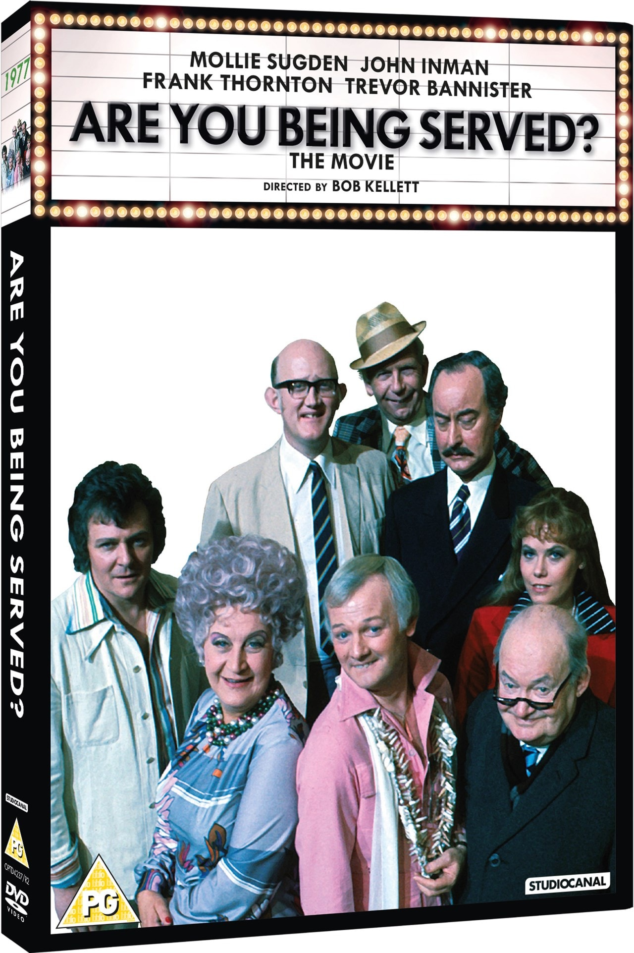 Are You Being Served?: The Movie - British Classics (hmv... - 2