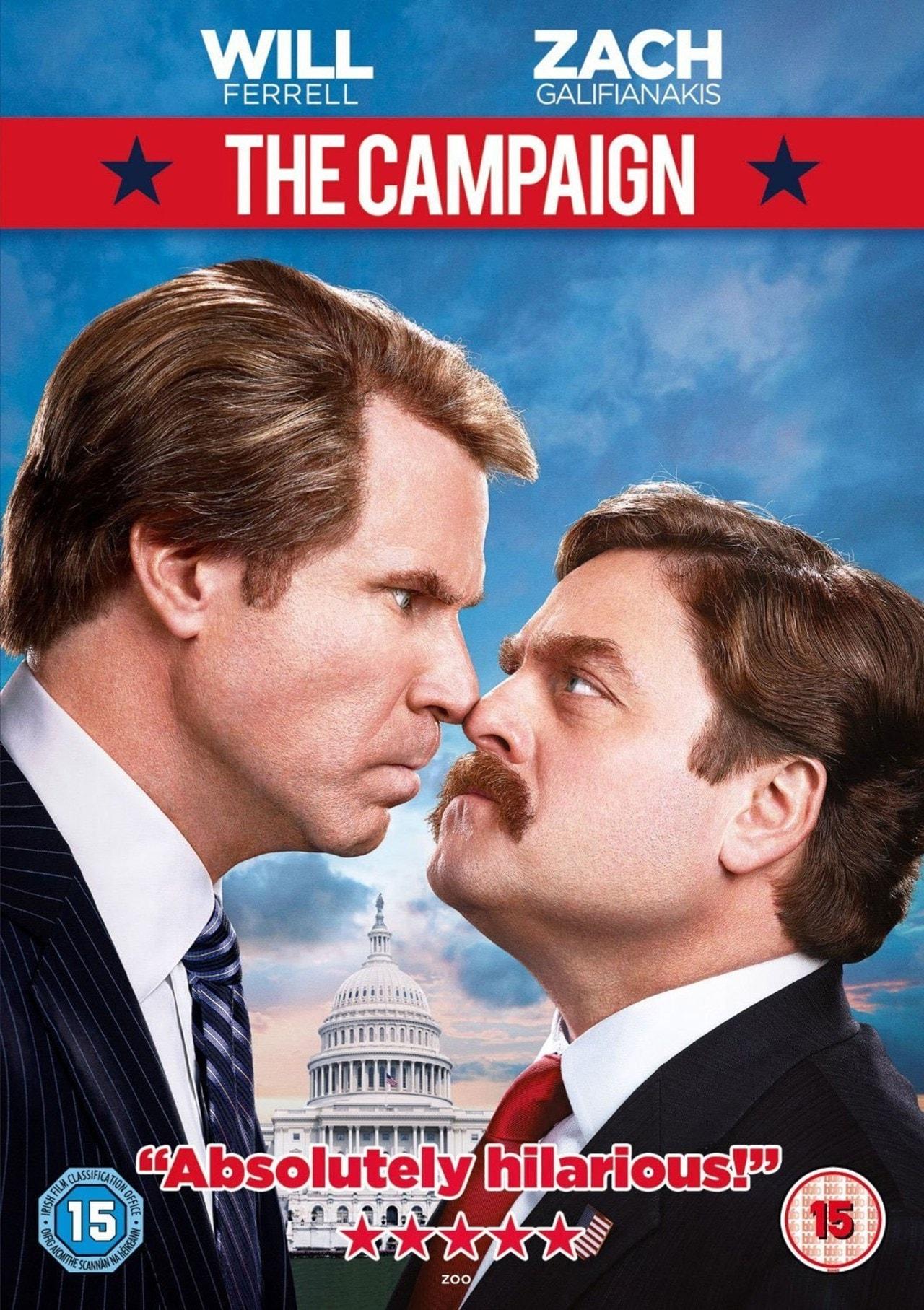 The Campaign - 1
