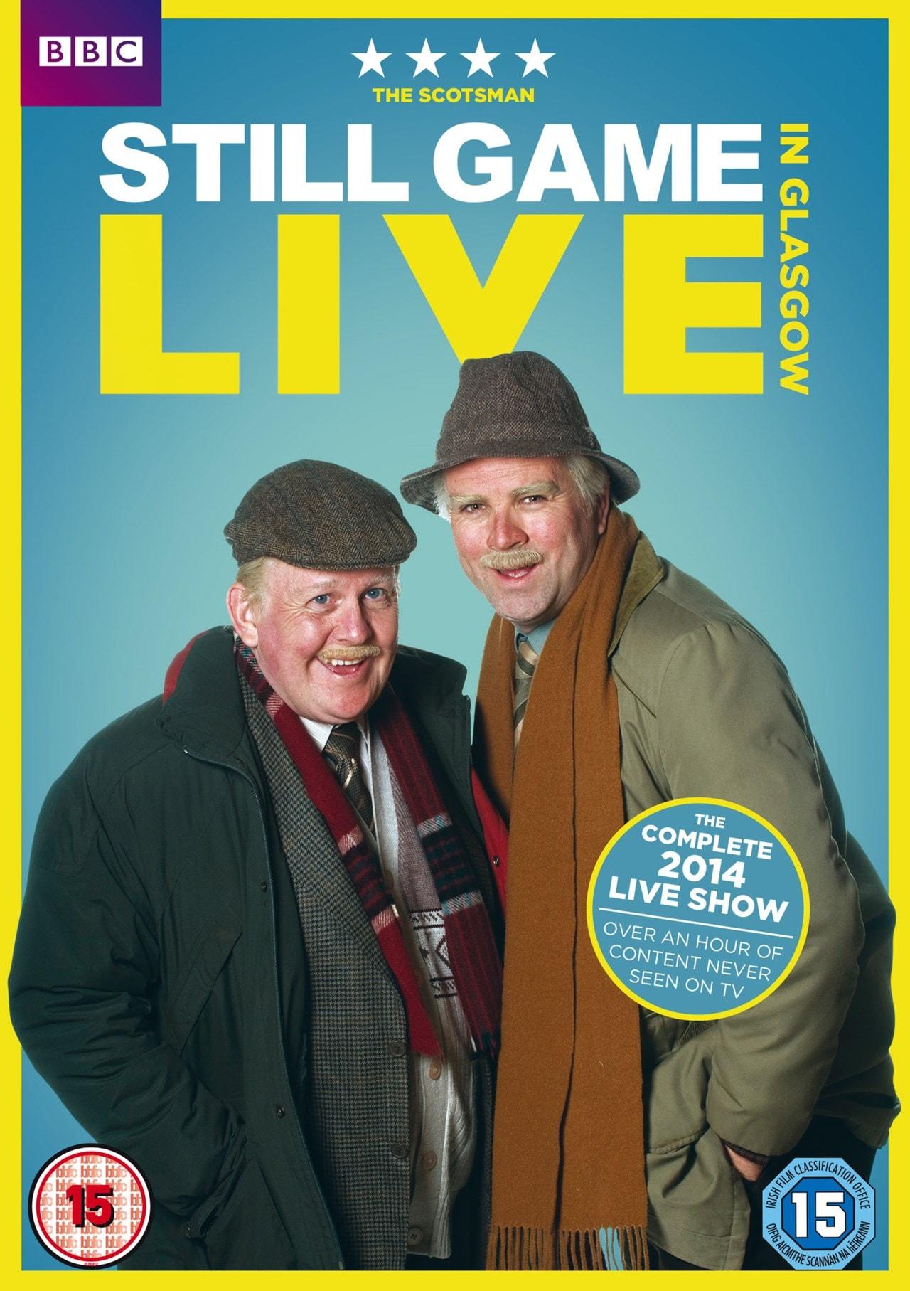 Still Game: Live in Glasgow - 1
