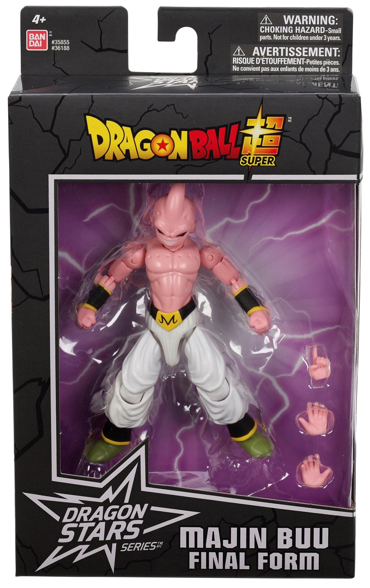 Majin Bu (Final Form) Dragon Ball Stars Action Figure - 4