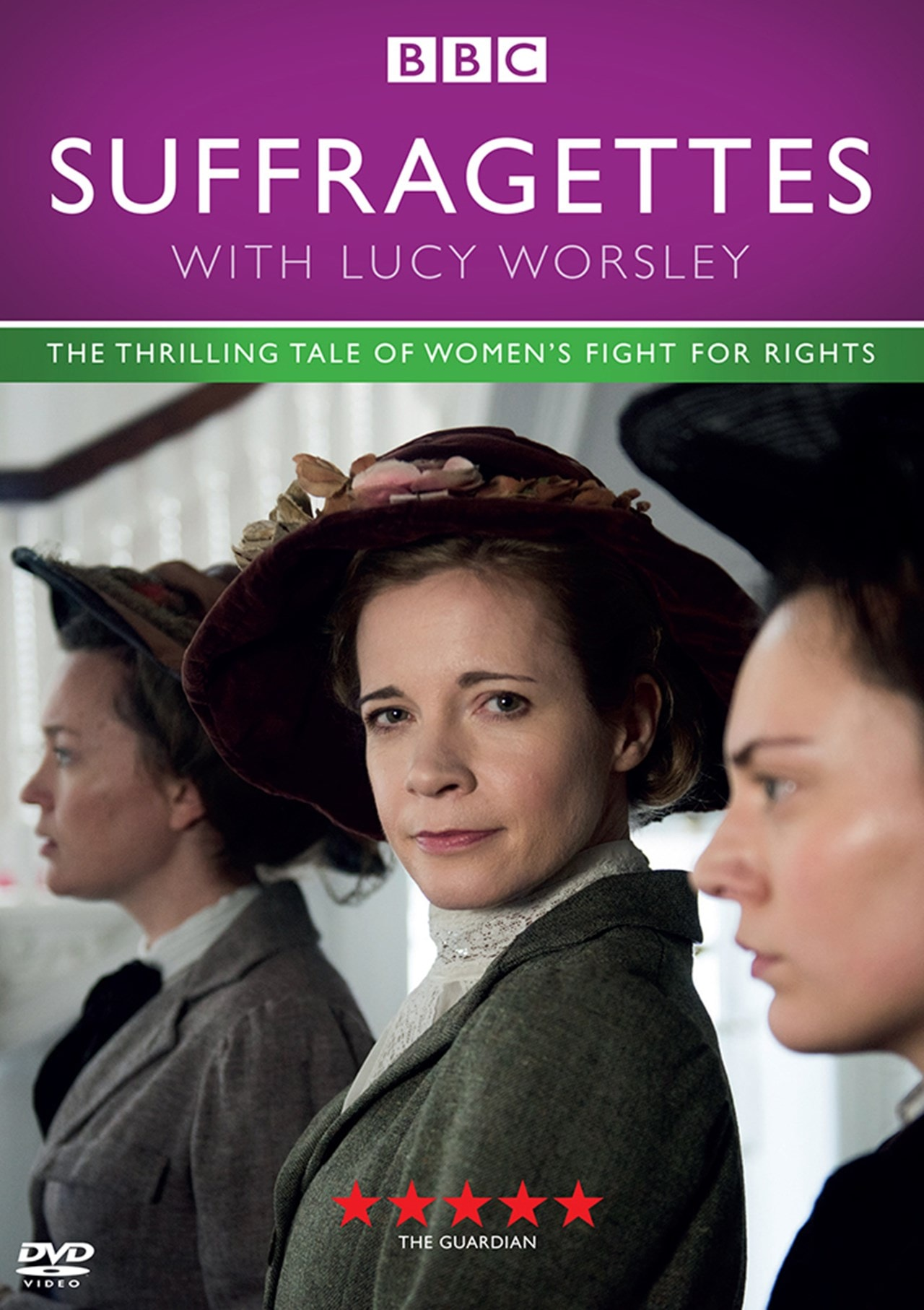 Suffragettes With Lucy Worsley - 1