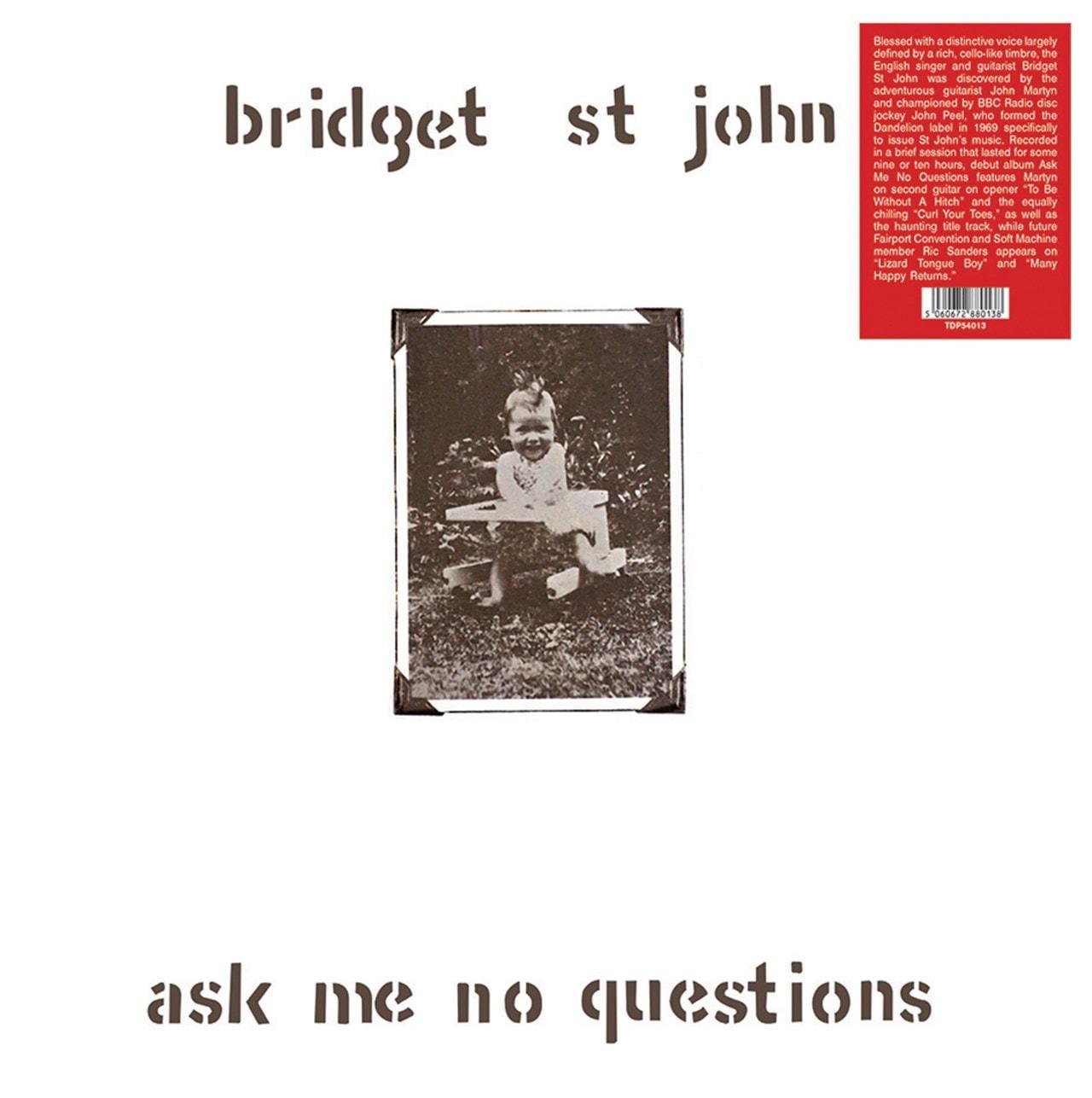 Ask Me No Questions - 1