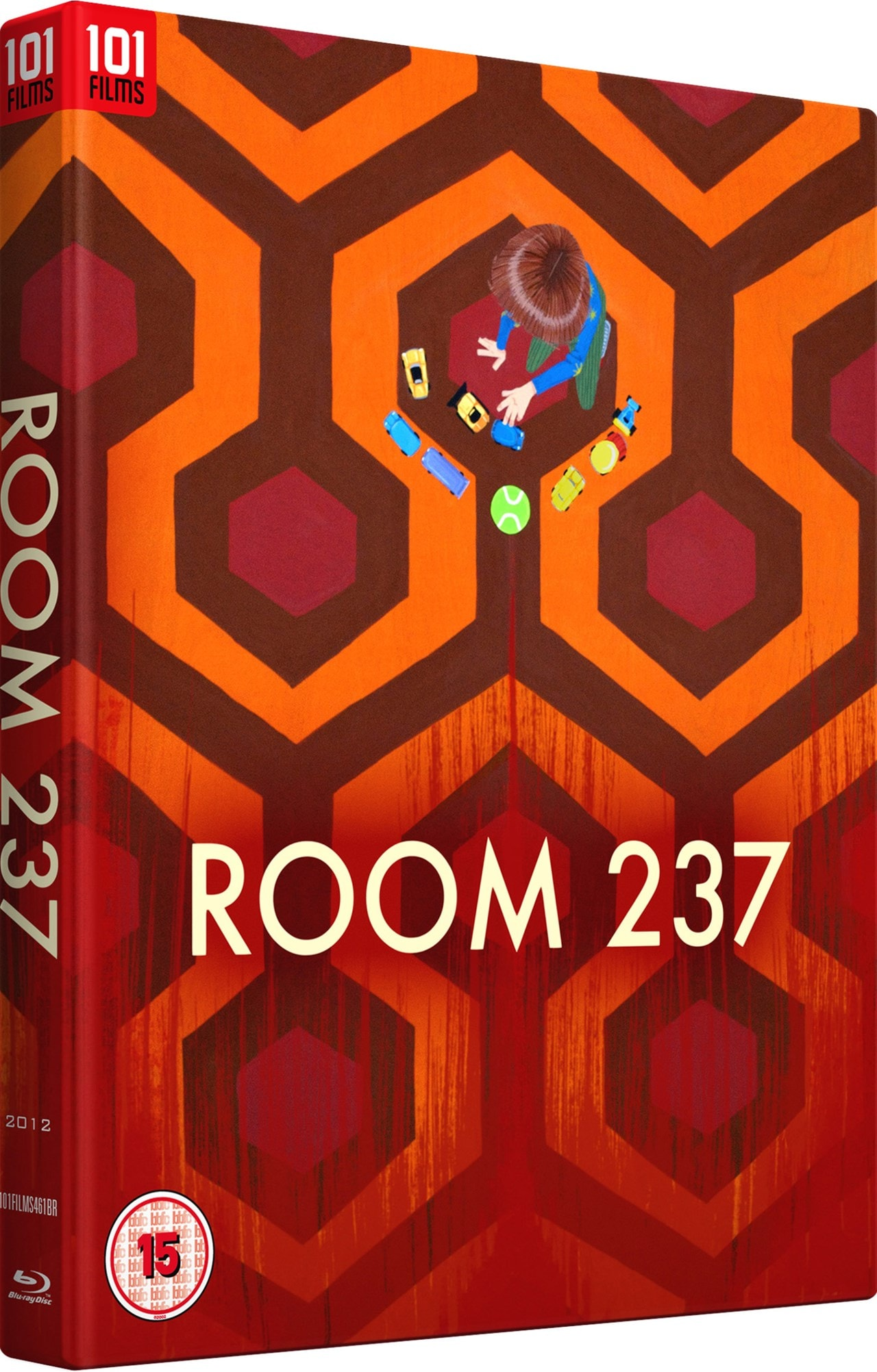 Room 237 Blu Ray Free Shipping Over 163 20 Hmv Store