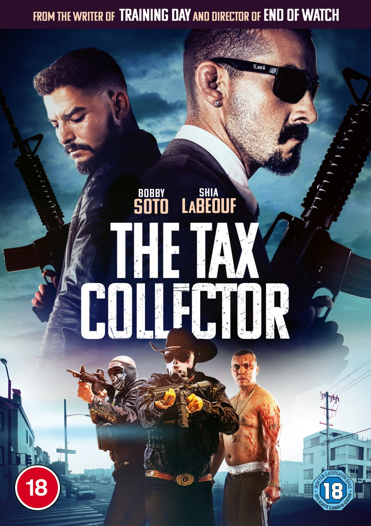 The Tax Collector - 1