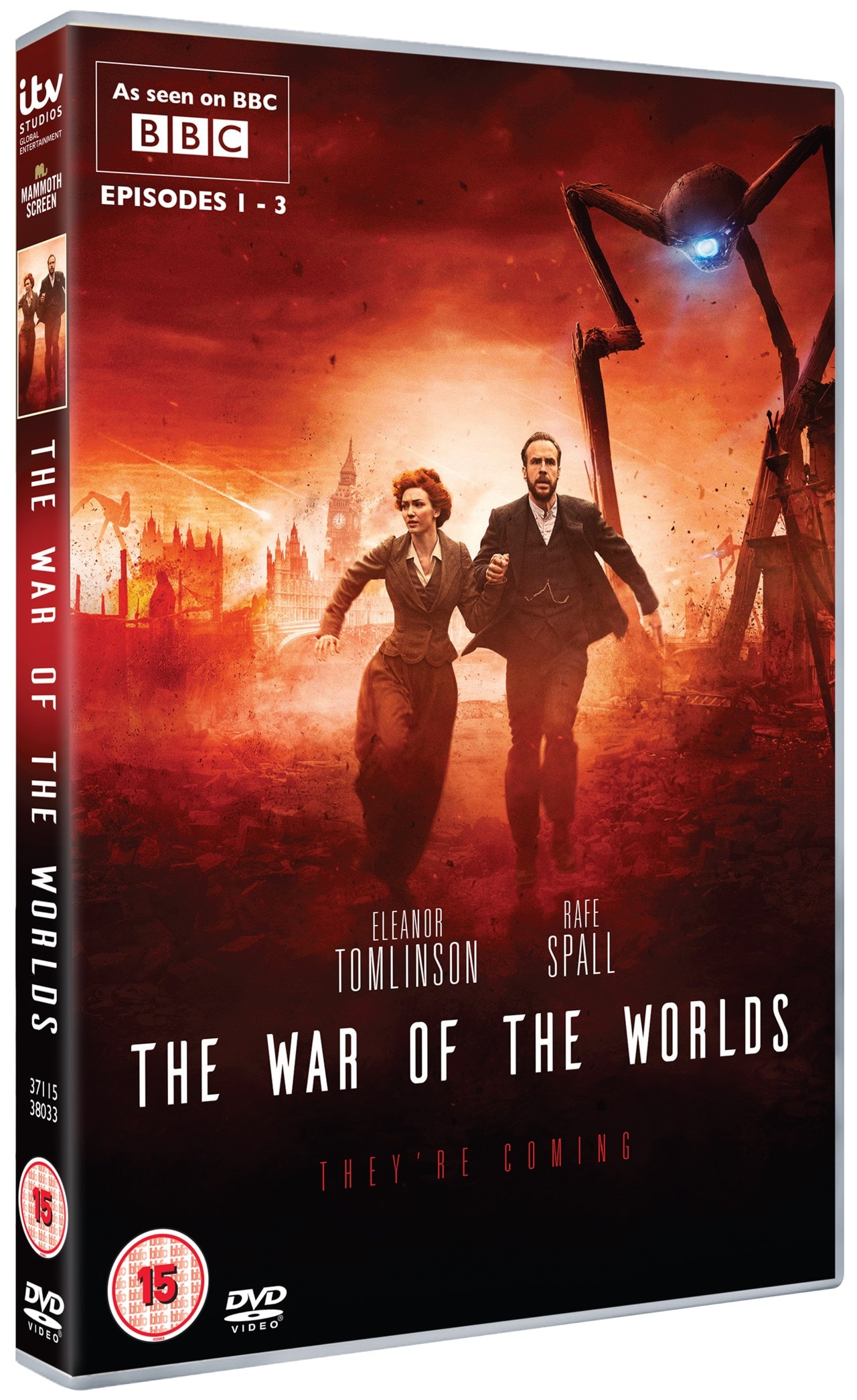 The War of the Worlds - 2