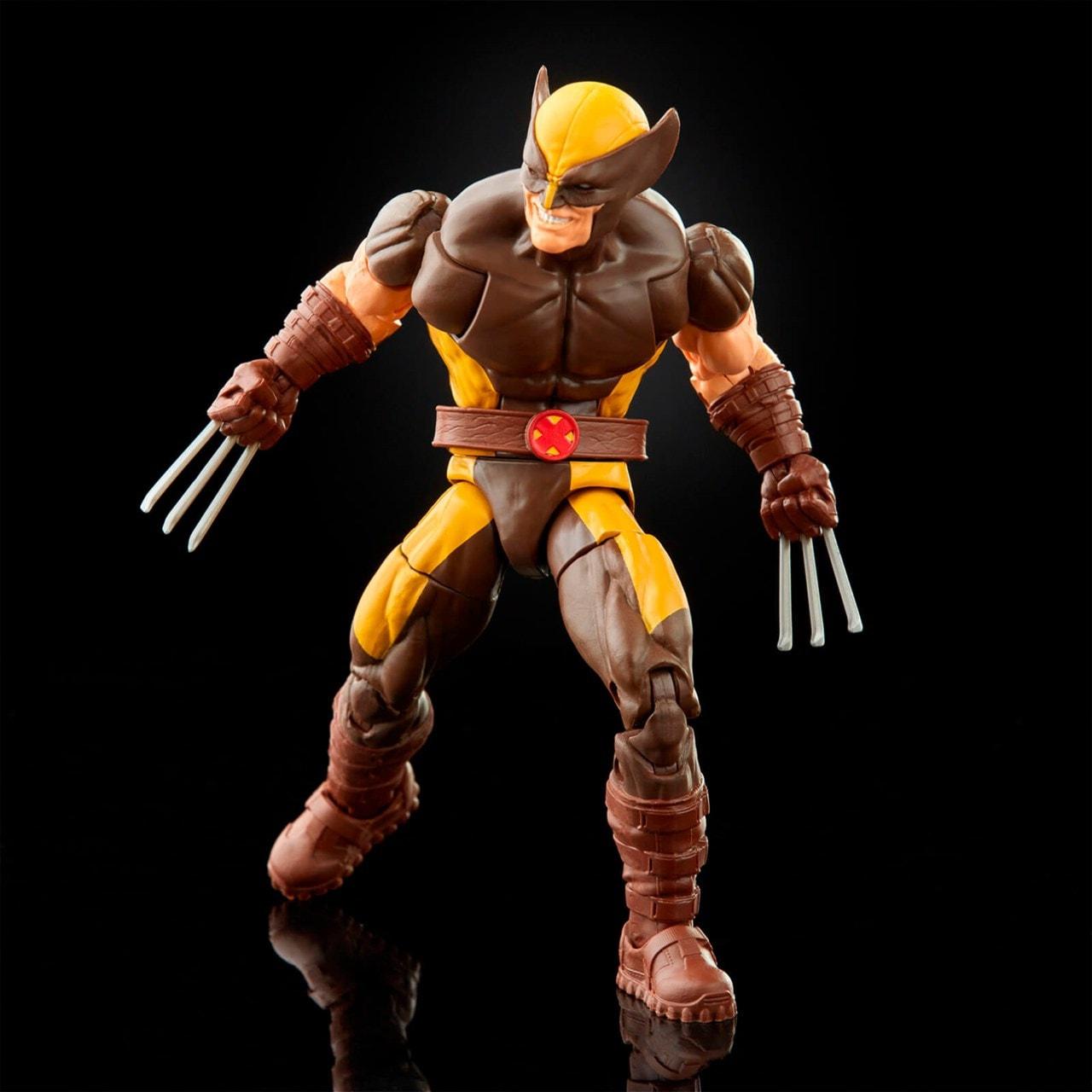 Marvel Legends Series X-Men Wolverine Action Figure - 3