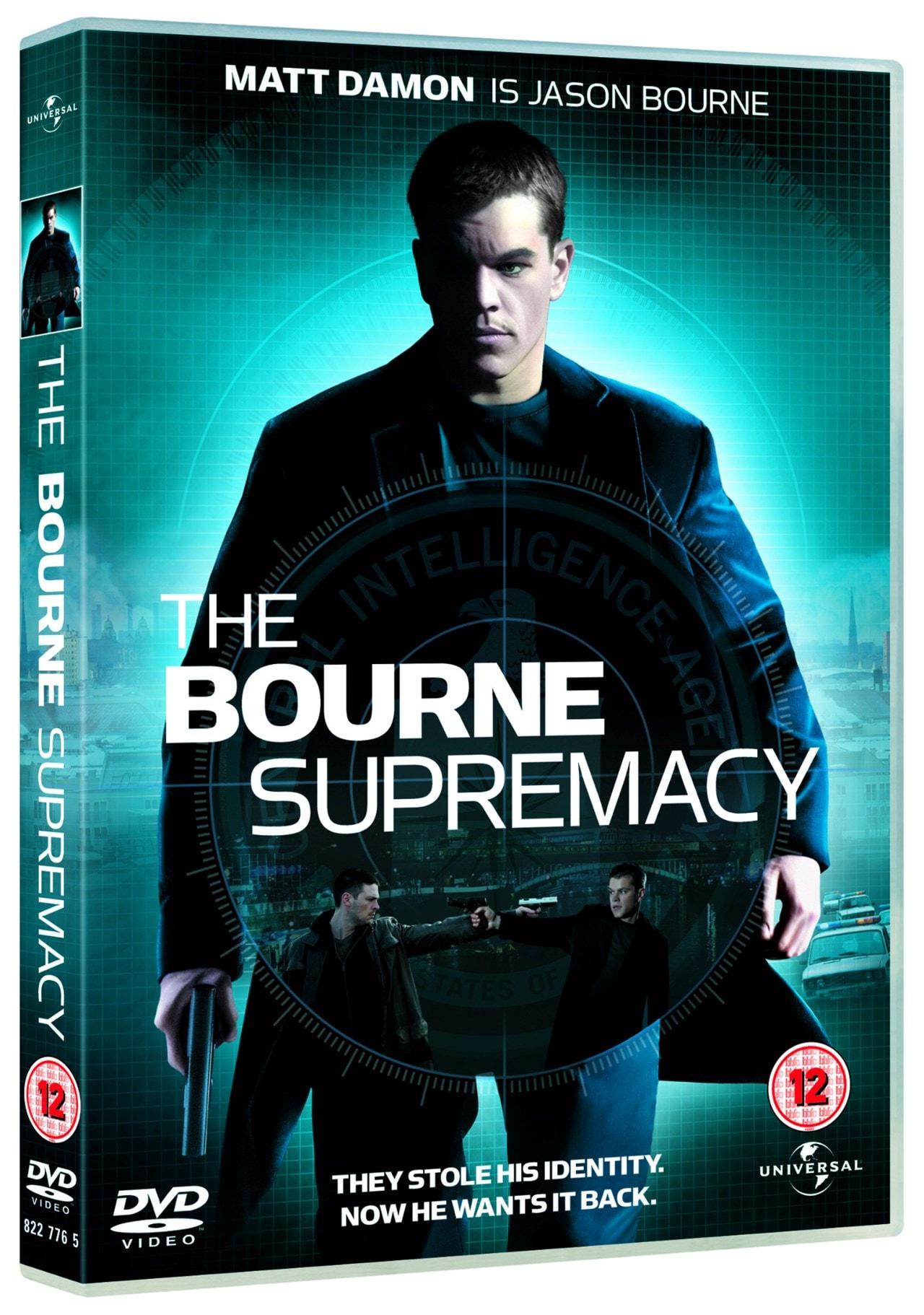 The Bourne Supremacy - 2