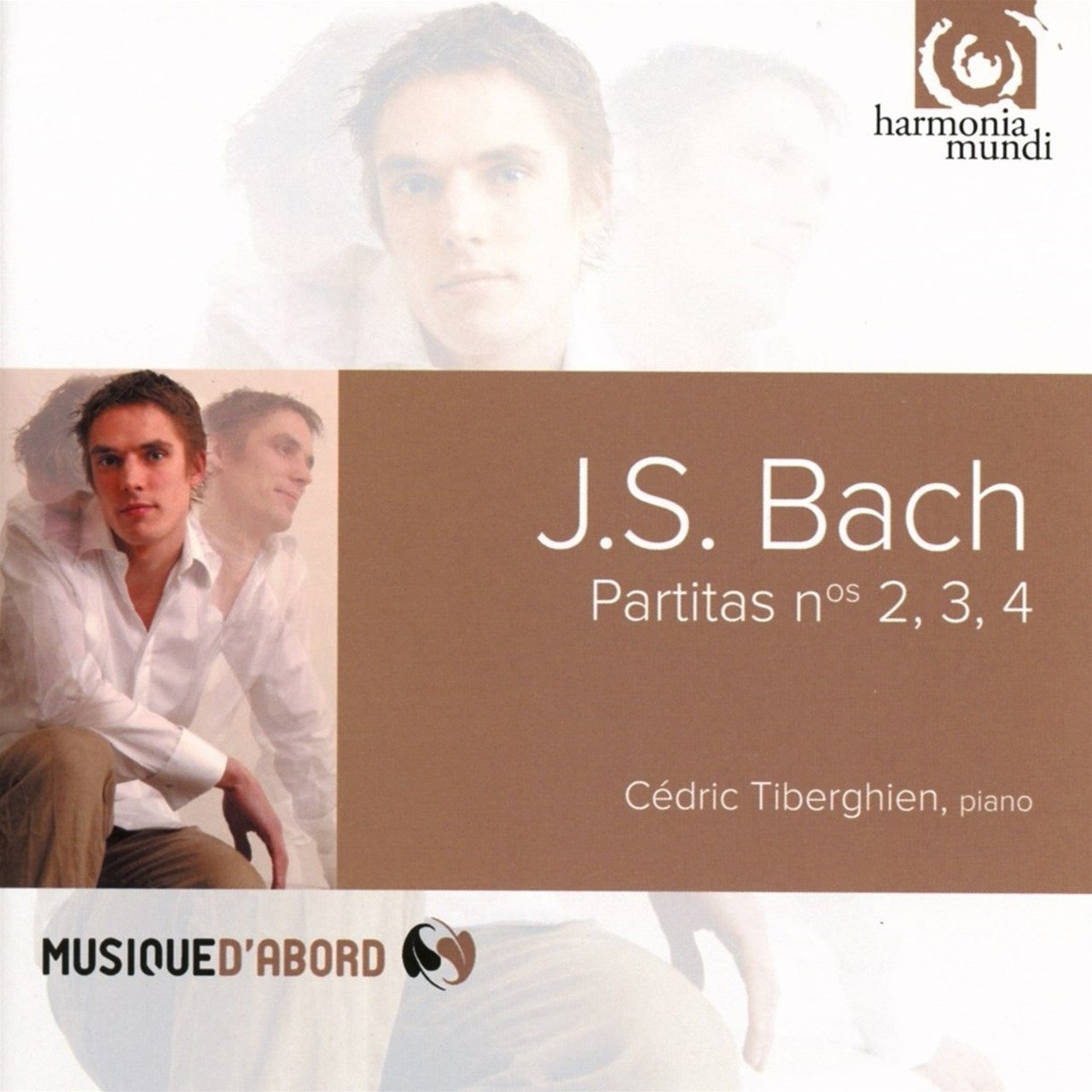 J.S. Bach: Partitas Nos. 2, 3, 4 - 1