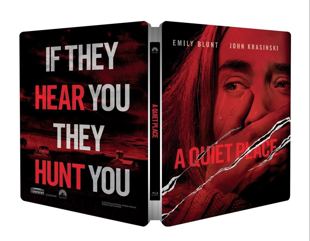 A Quiet Place (hmv Exclusive) Limited Edition Steelbook - 2