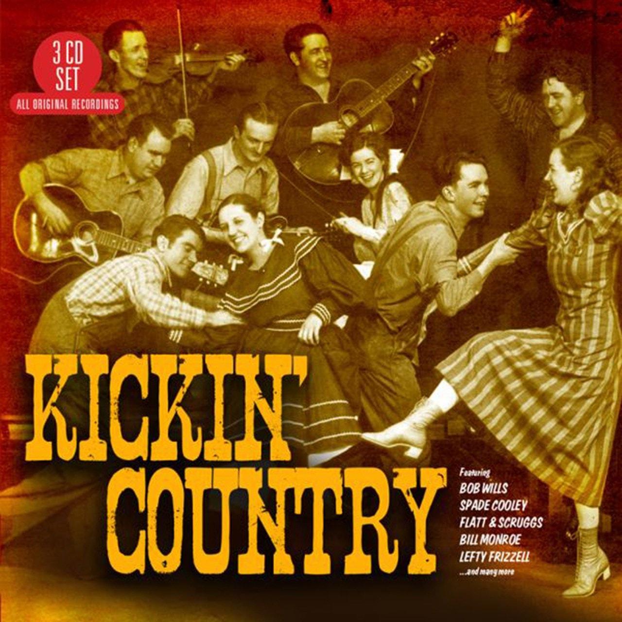 Kickin' Country - 1