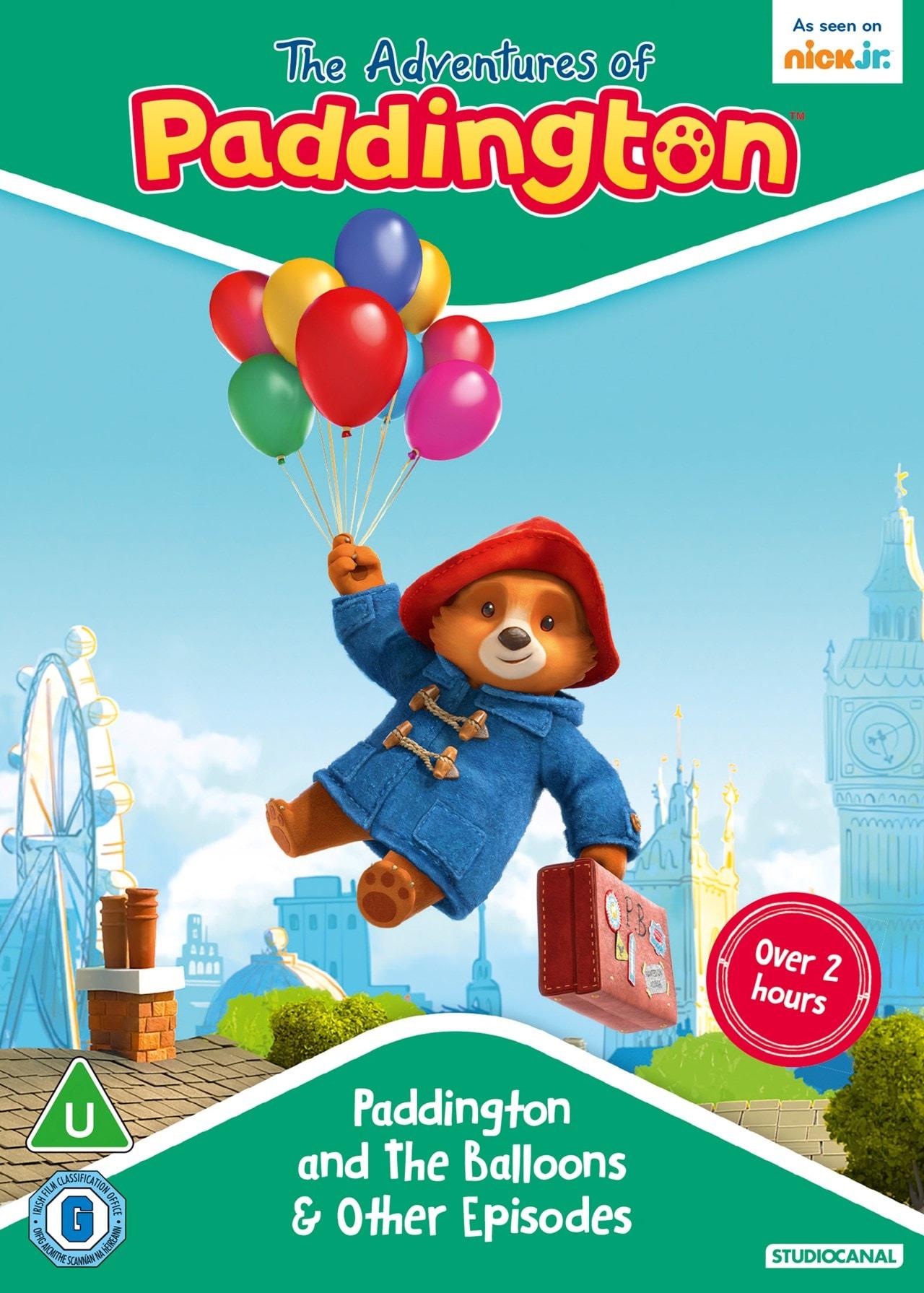 The Adventures of Paddington: Paddington and the Balloons &... - 1