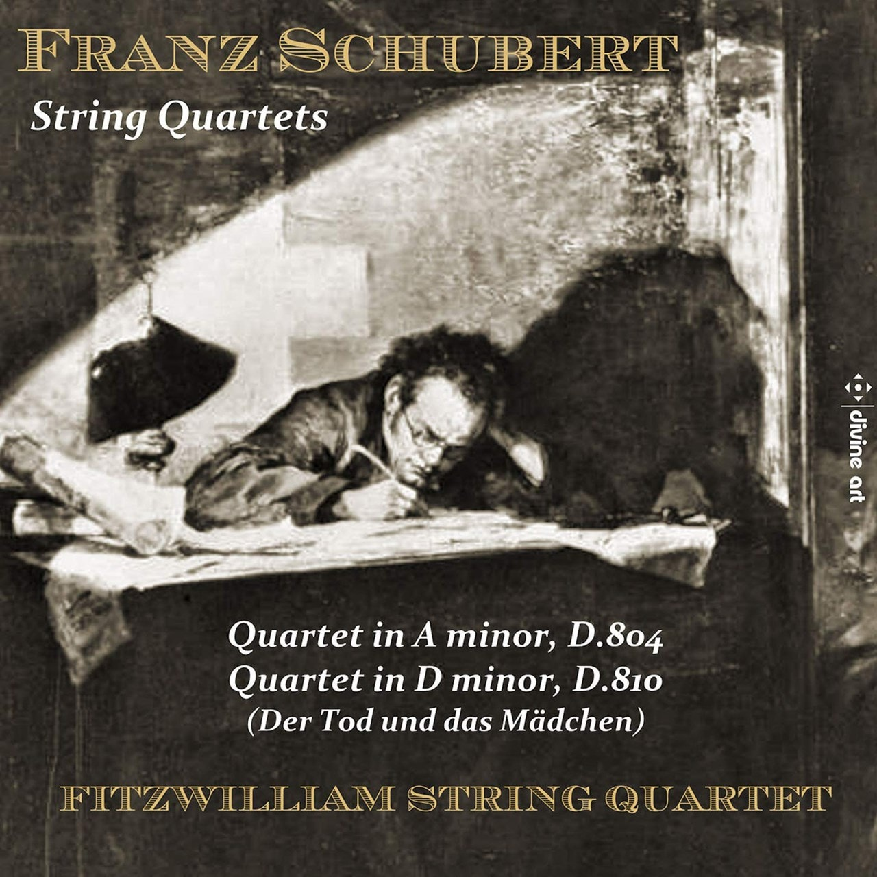 Franz Schubert: String Quartets - 1