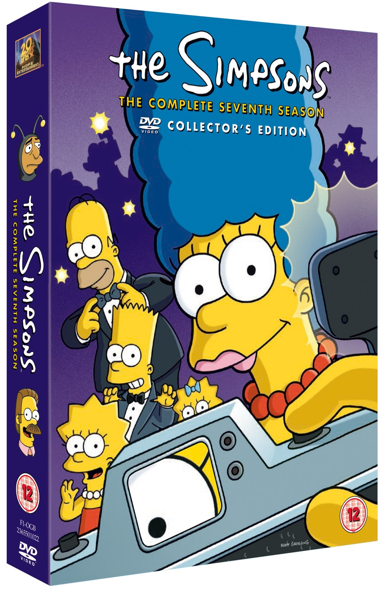 The Simpsons: The Complete Seventh Season - 2