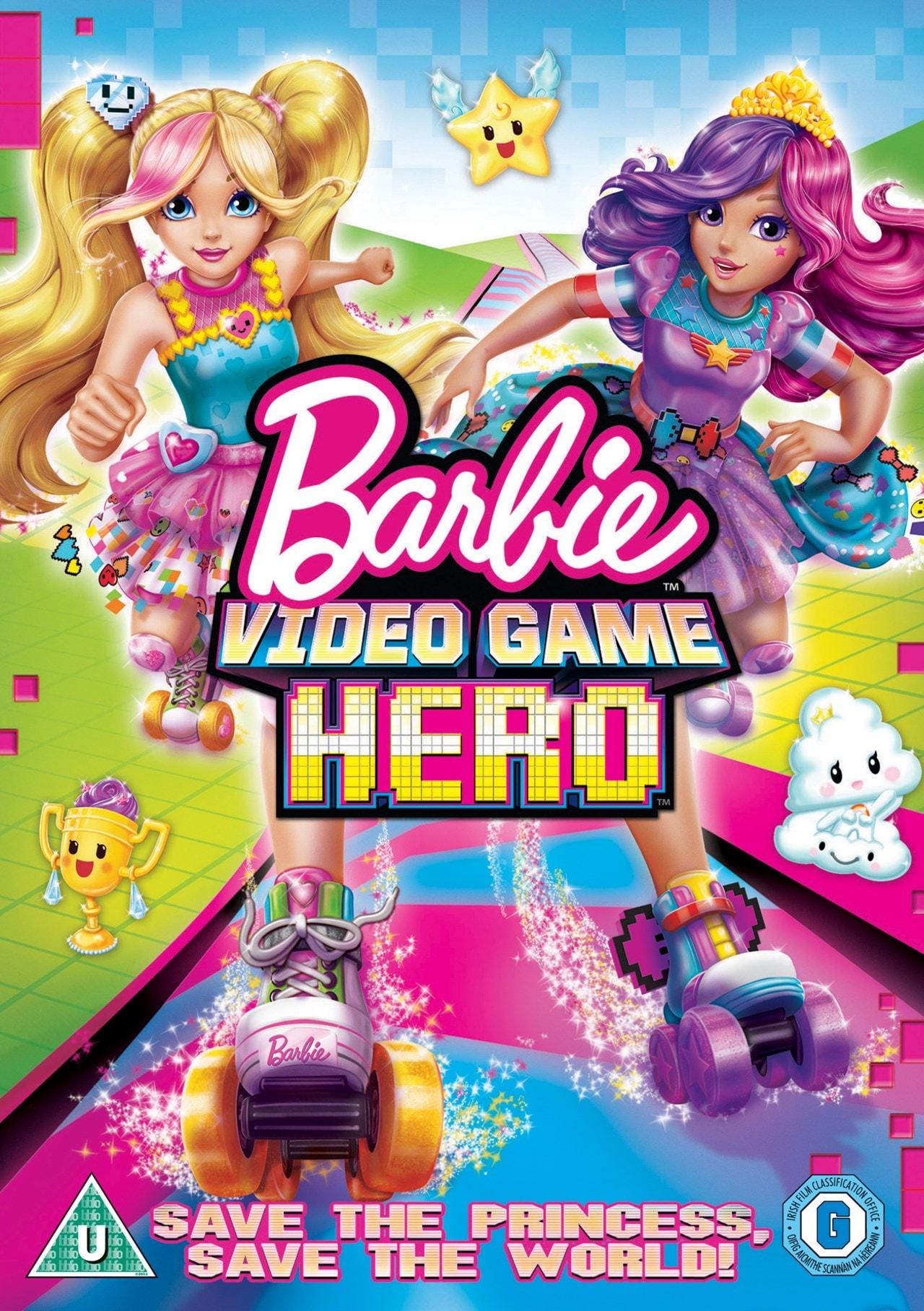 Barbie Video Game Hero - 1