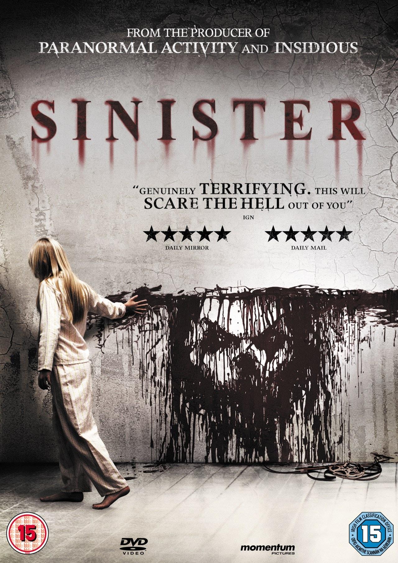 Sinister - 1