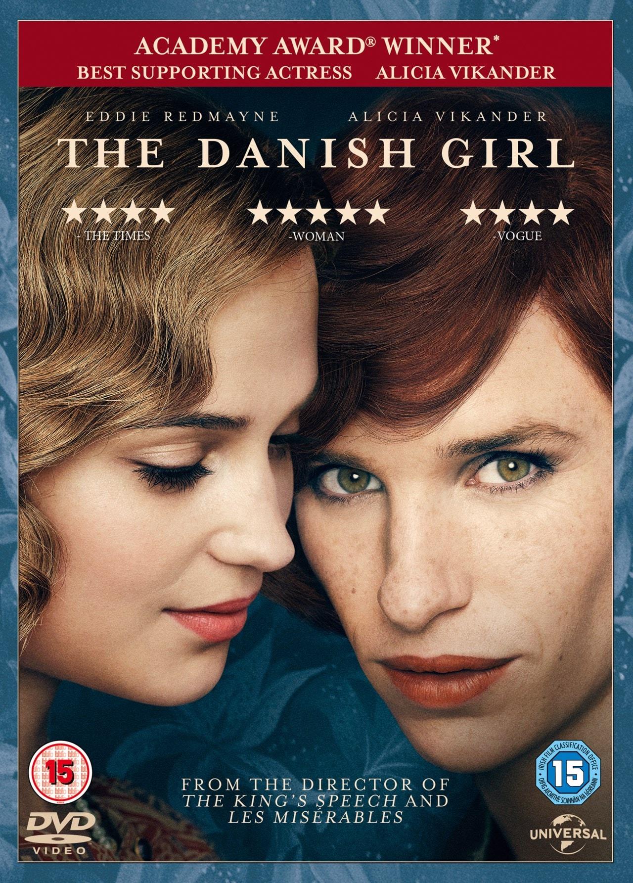 The Danish Girl - 1