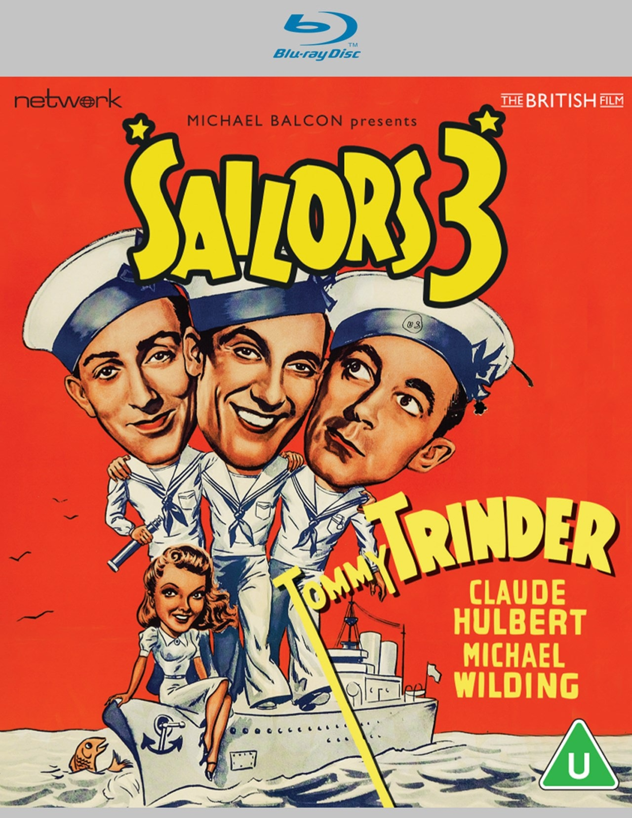 Sailors Three - 1
