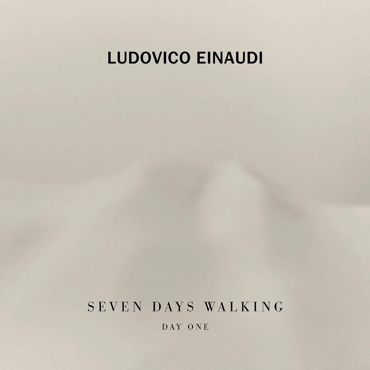 Ludovico Einaudi: Seven Days Walking - Day One - 1