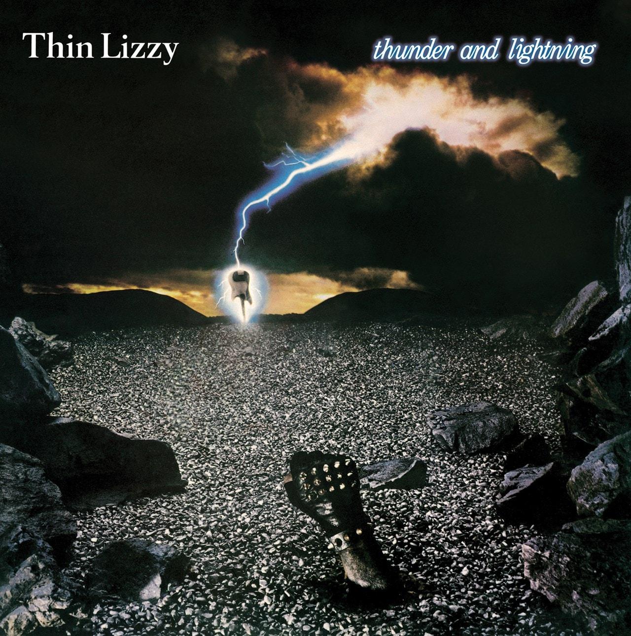 Thunder and Lightning - 1