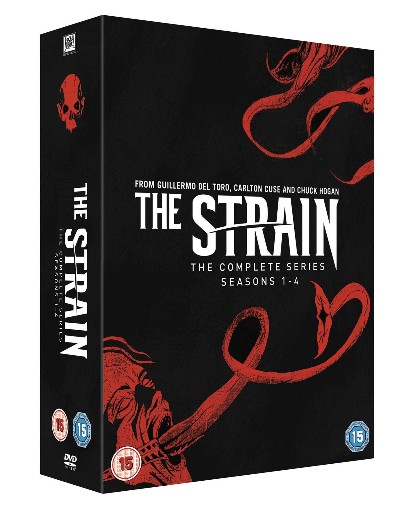 The Strain: The Complete Series - 2