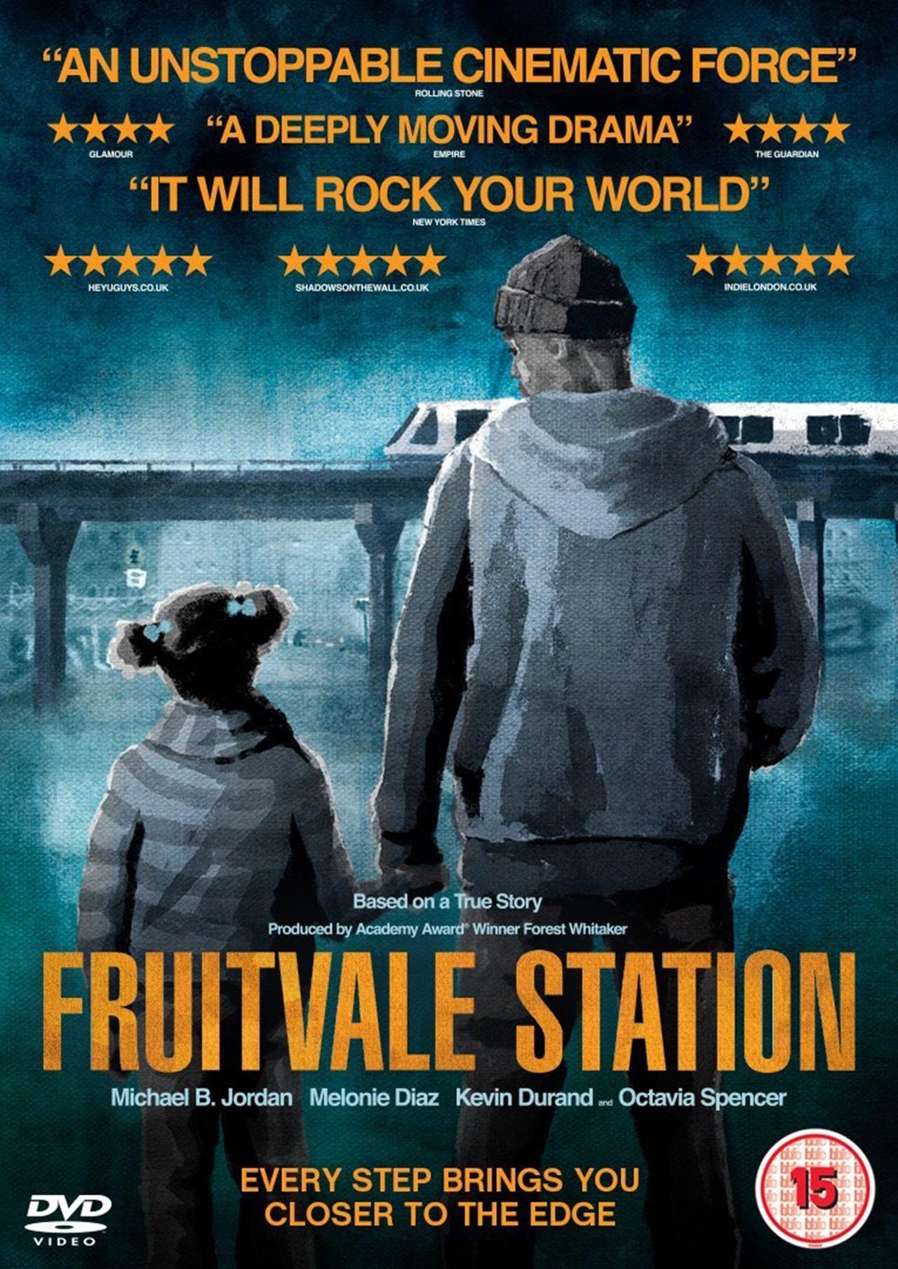Fruitvale Station - 1